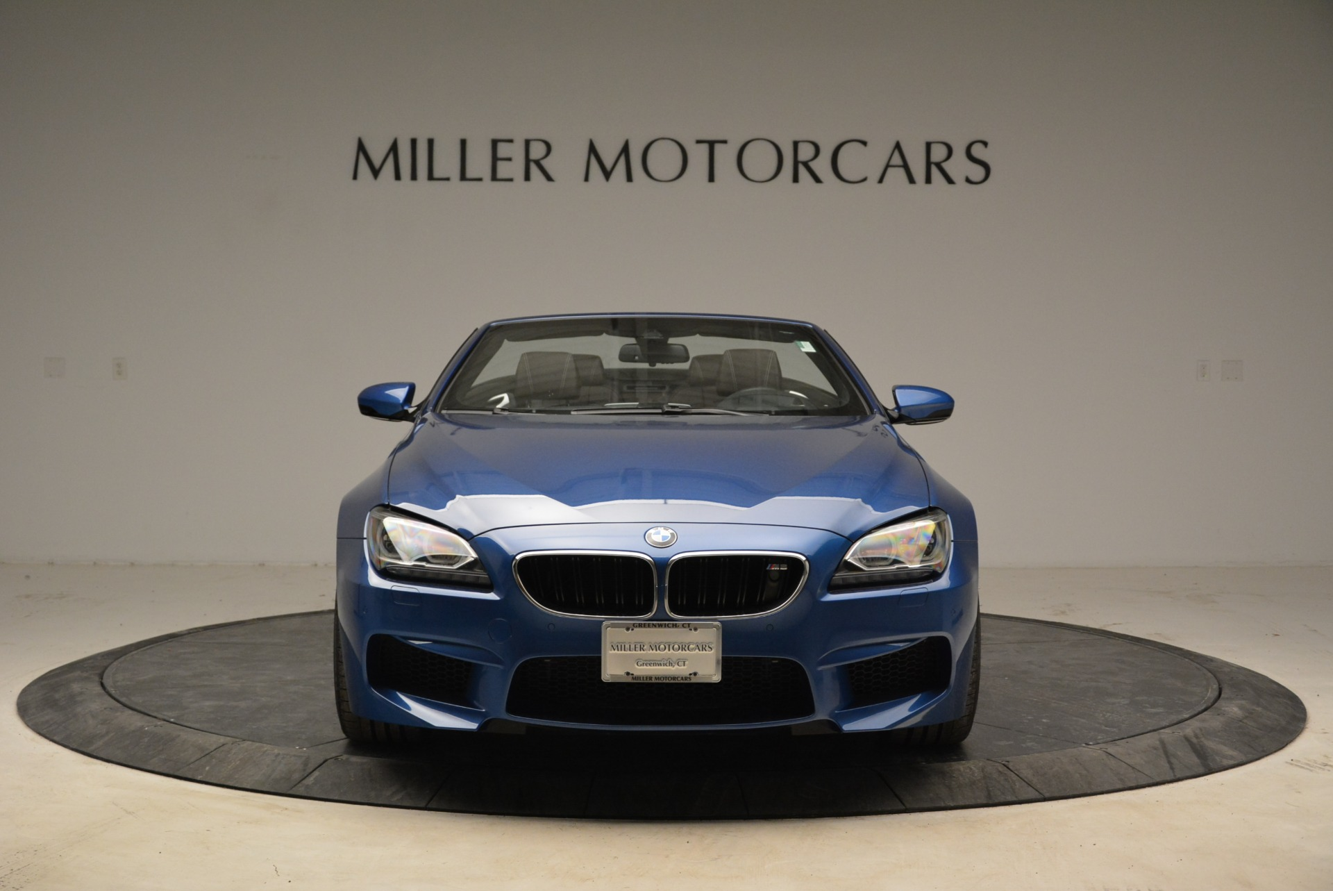 Used 2013 BMW M6 Convertible For Sale In Westport, CT 1965_p12