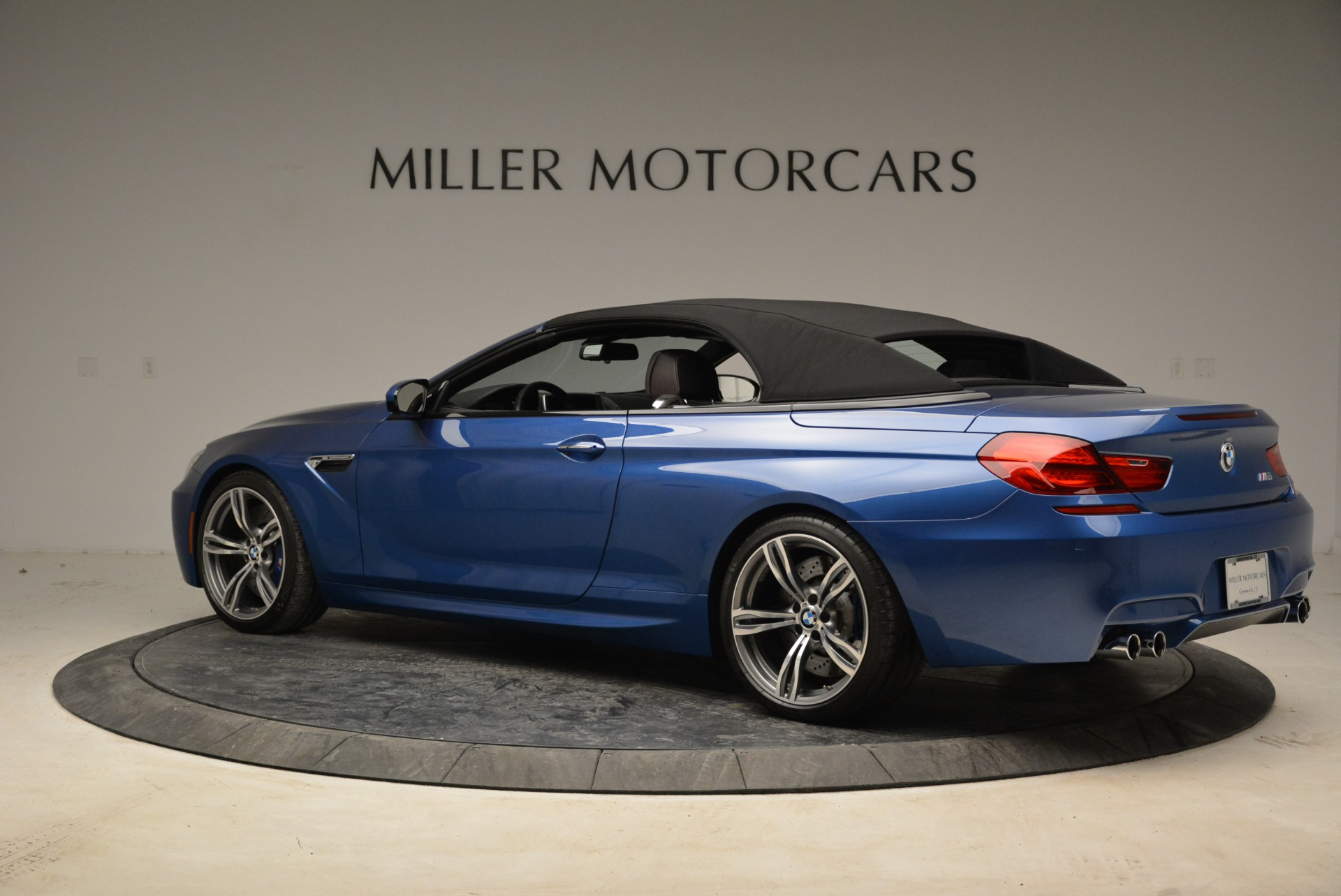 Used 2013 BMW M6 Convertible For Sale In Westport, CT 1965_p16