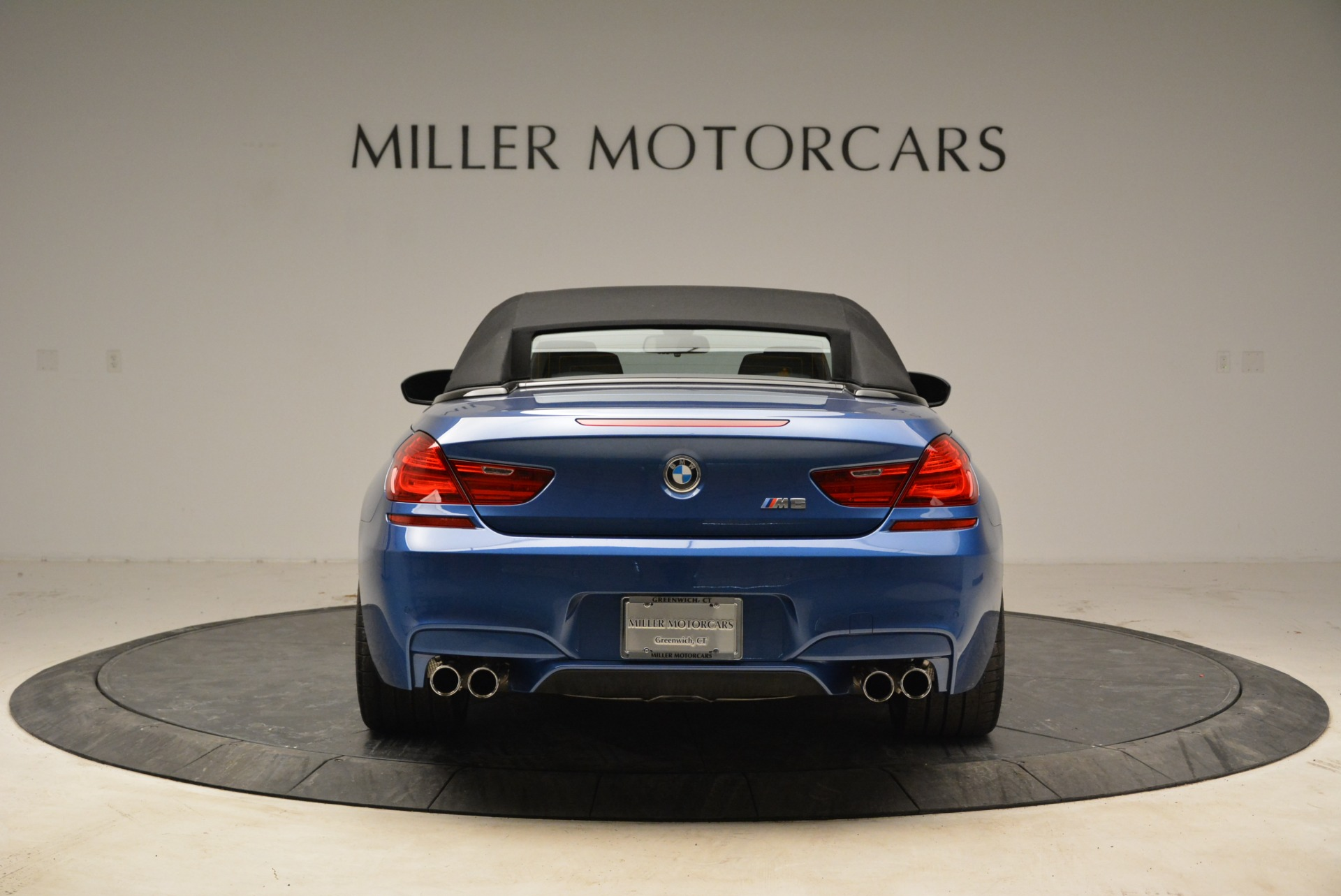Used 2013 BMW M6 Convertible For Sale In Westport, CT 1965_p18