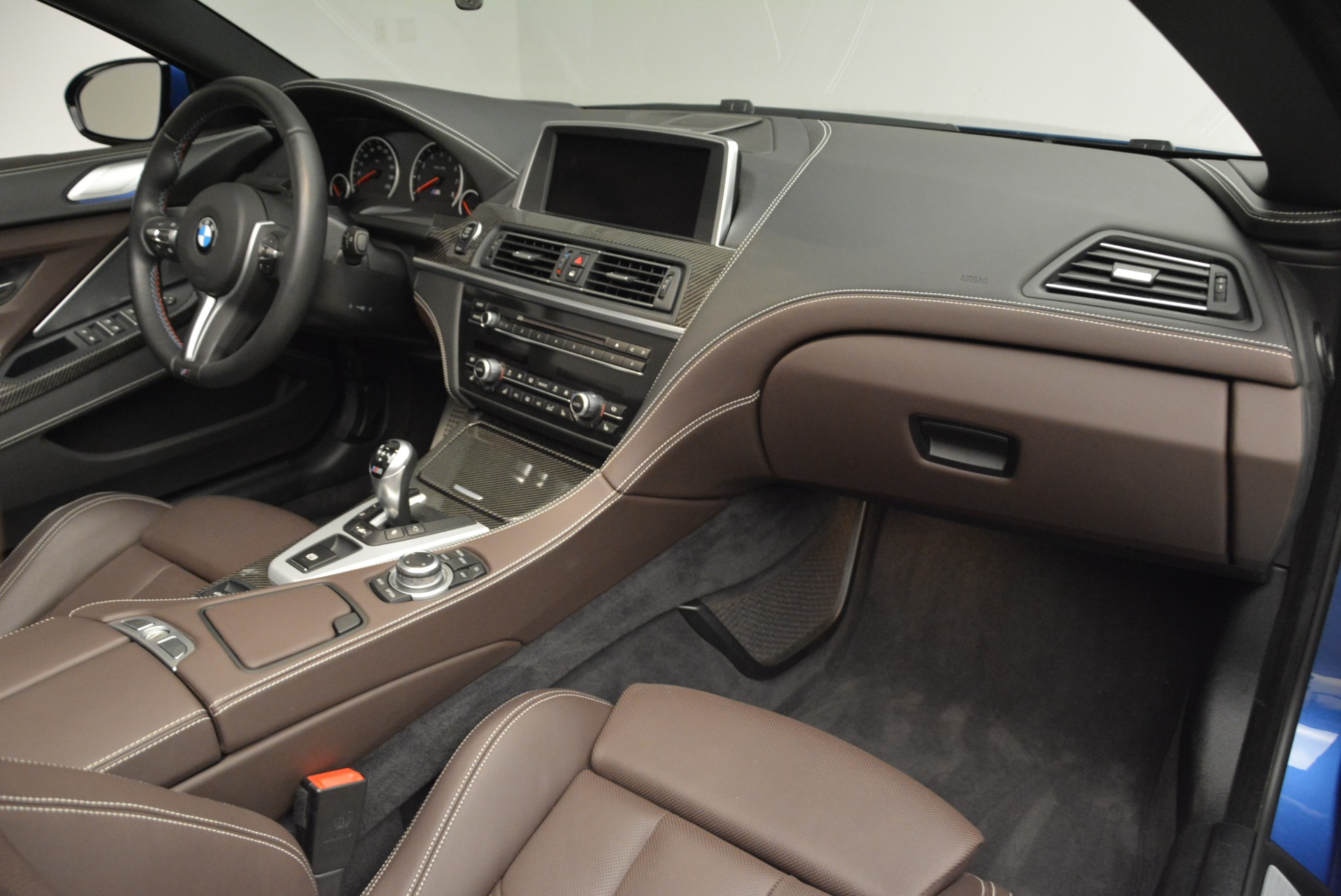 Used 2013 BMW M6 Convertible For Sale In Westport, CT 1965_p30