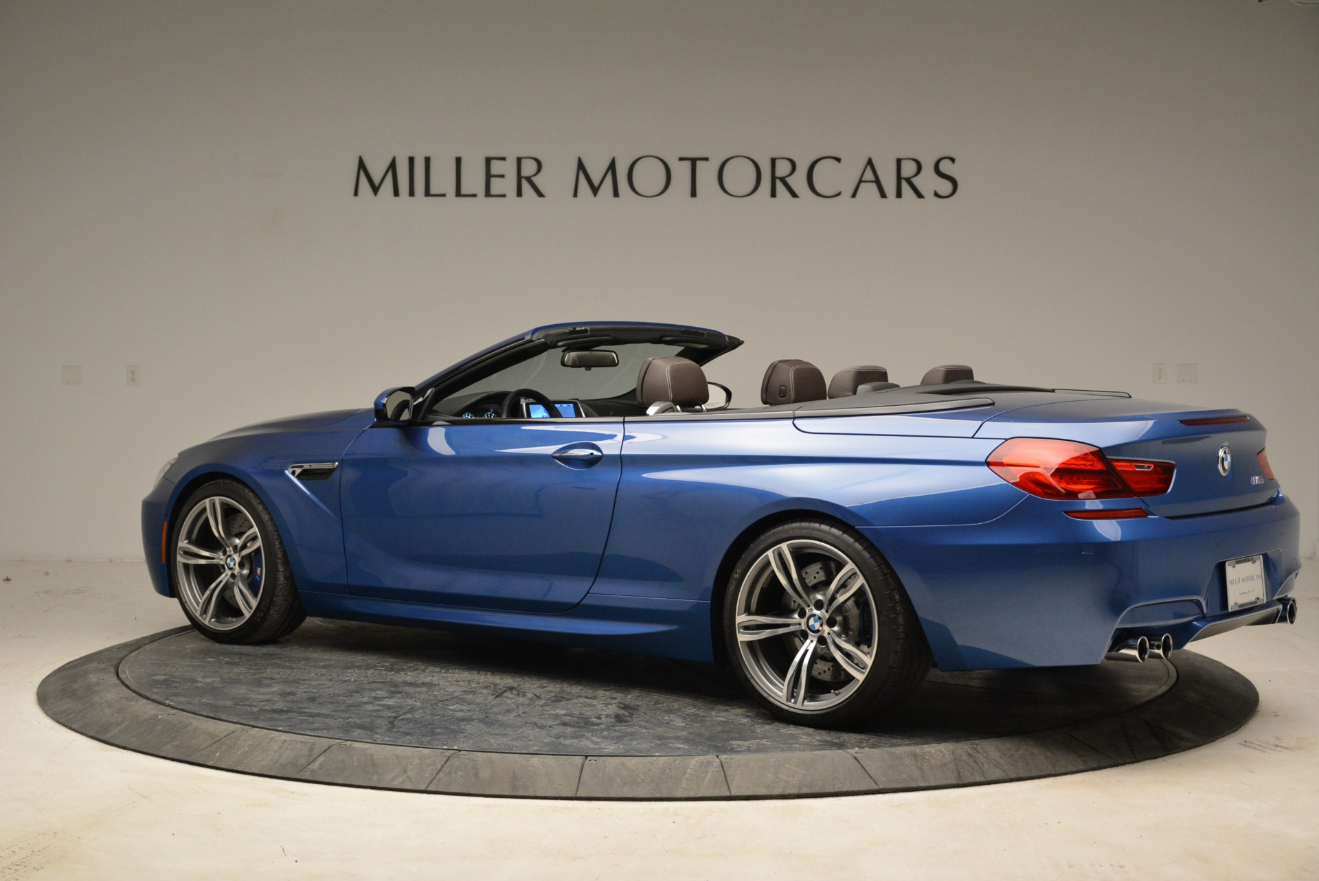 Used 2013 BMW M6 Convertible For Sale In Westport, CT 1965_p4