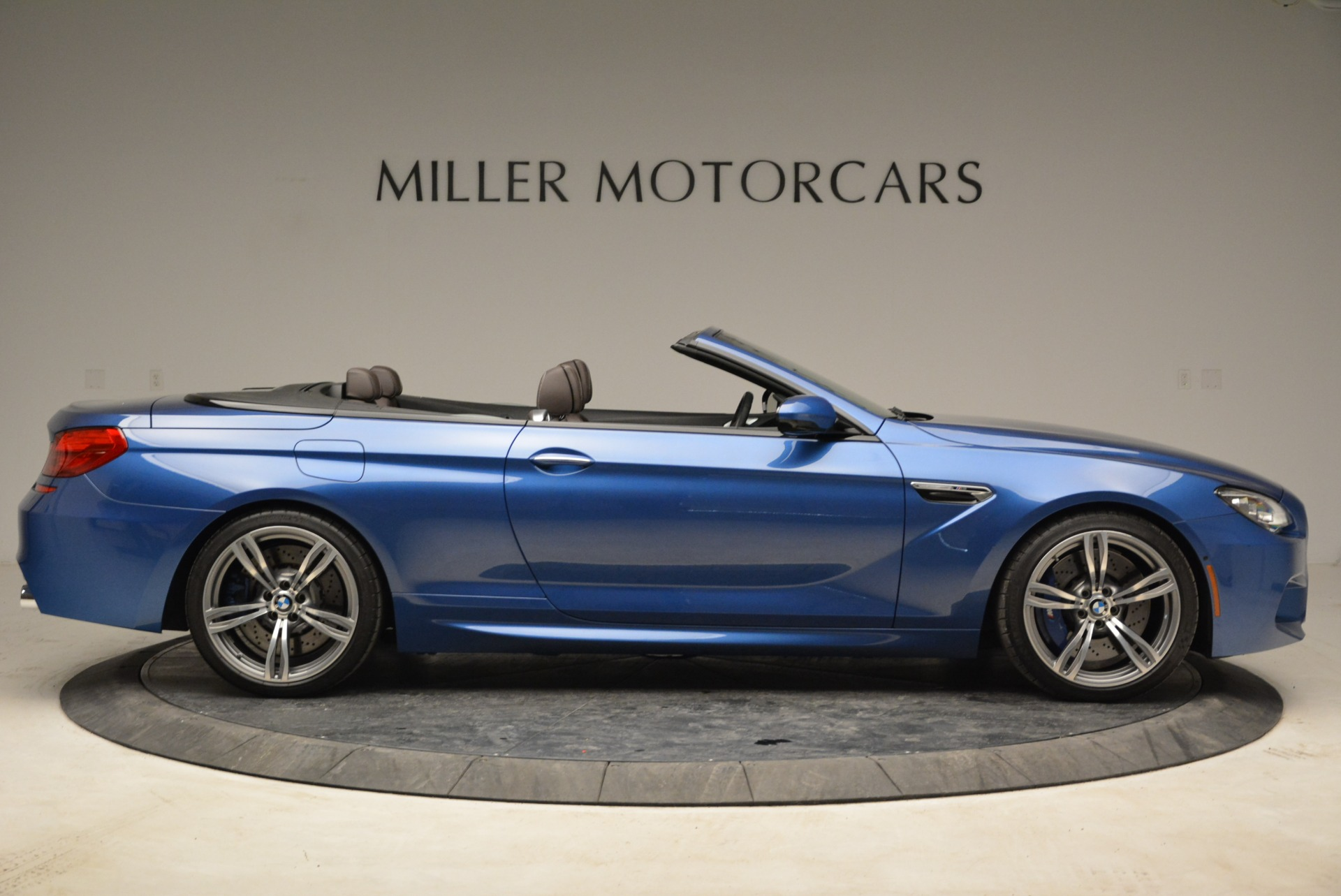 Used 2013 BMW M6 Convertible For Sale In Westport, CT 1965_p9