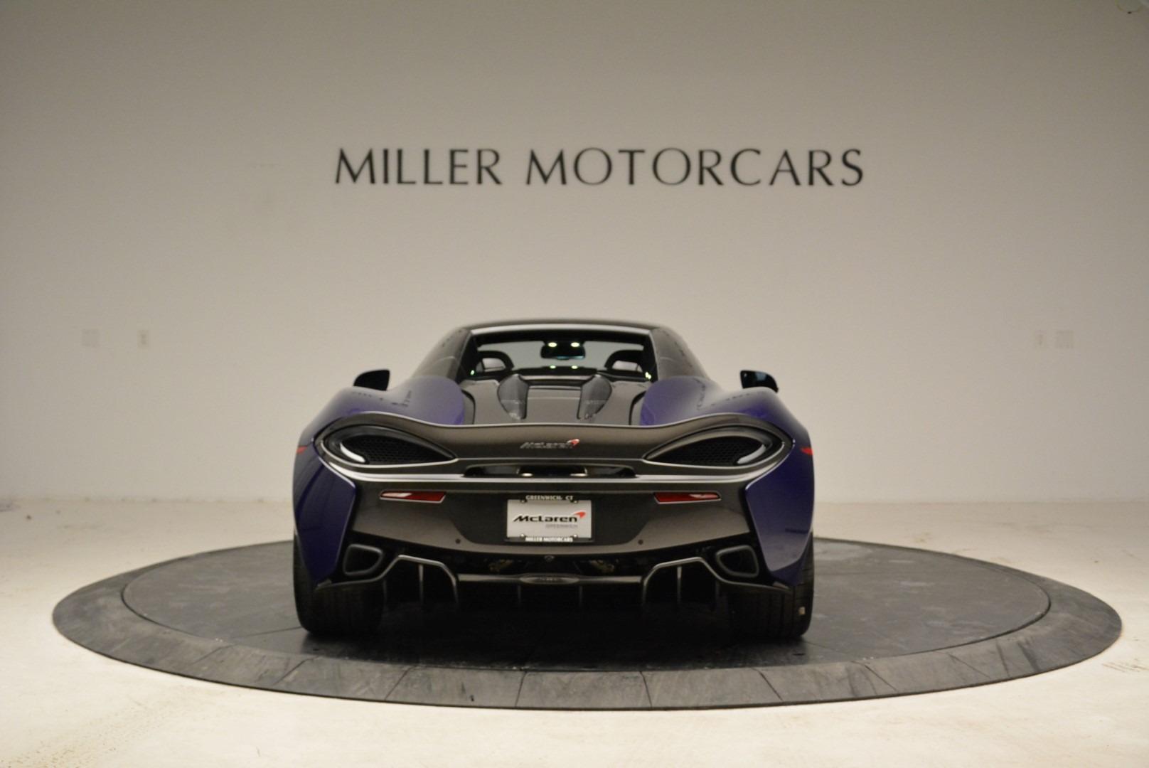 New 2018 McLaren 570S Spider For Sale In Westport, CT 1967_p17