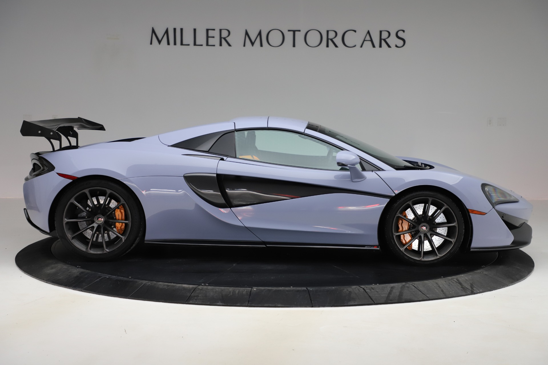 New 2018 McLaren 570S Spider For Sale In Westport, CT 1968_p15