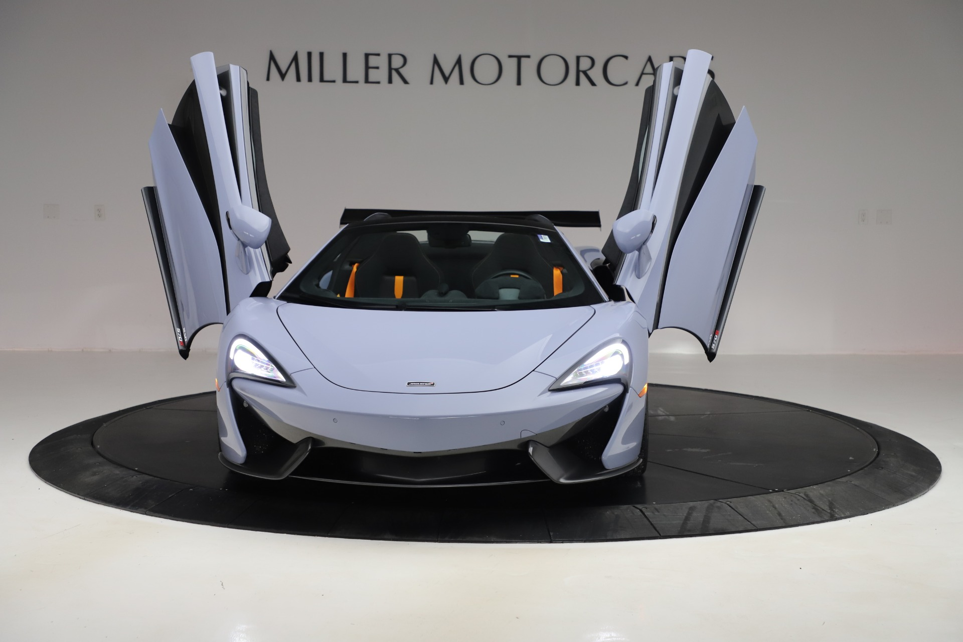 New 2018 McLaren 570S Spider For Sale In Westport, CT 1968_p17