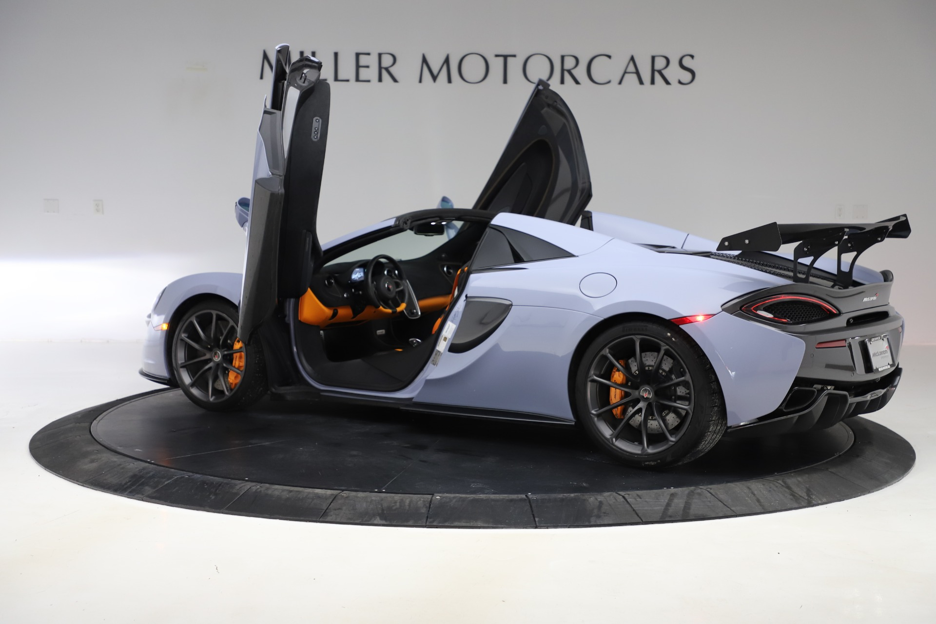 New 2018 McLaren 570S Spider For Sale In Westport, CT 1968_p20
