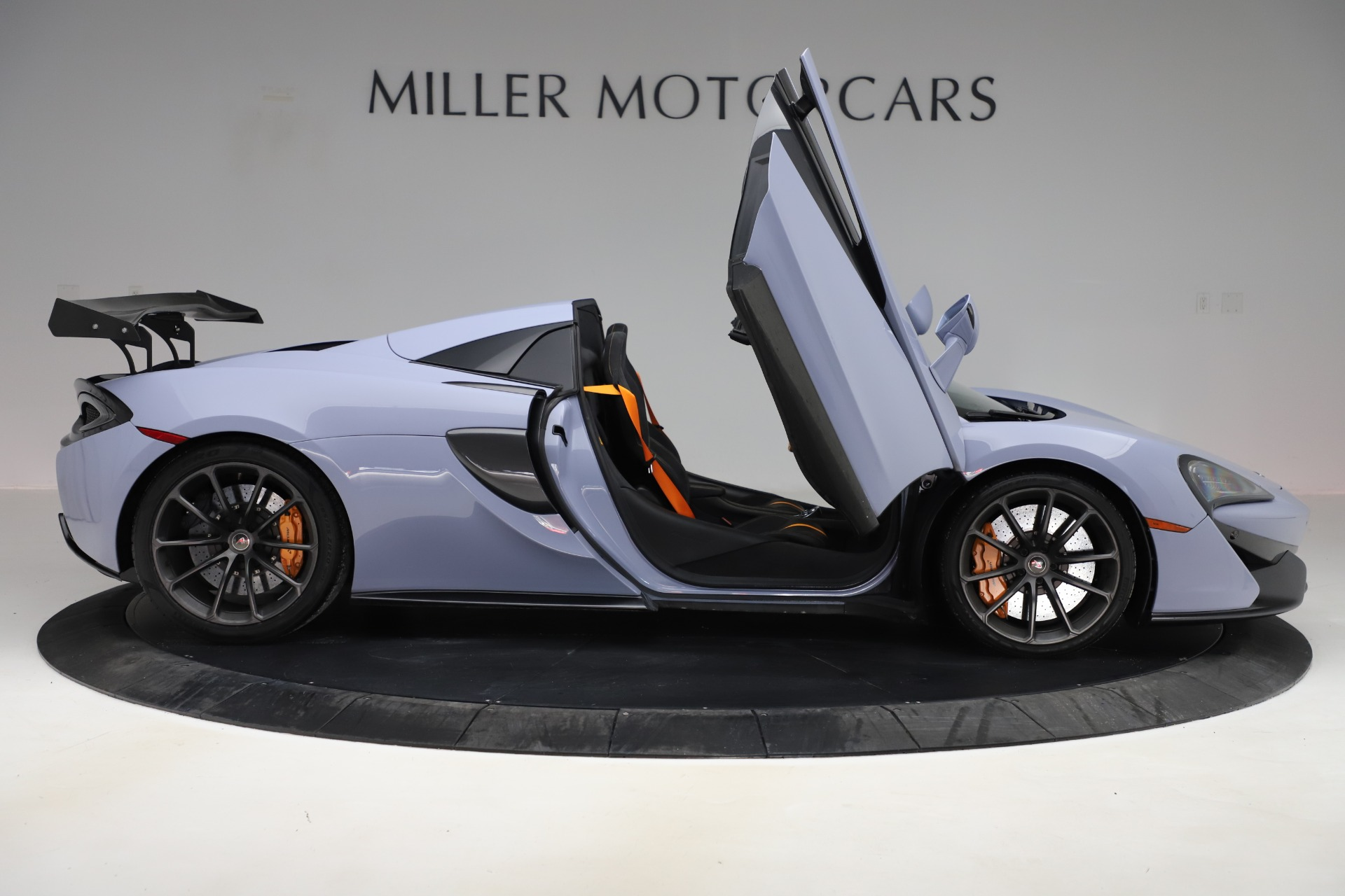 New 2018 McLaren 570S Spider For Sale In Westport, CT 1968_p23