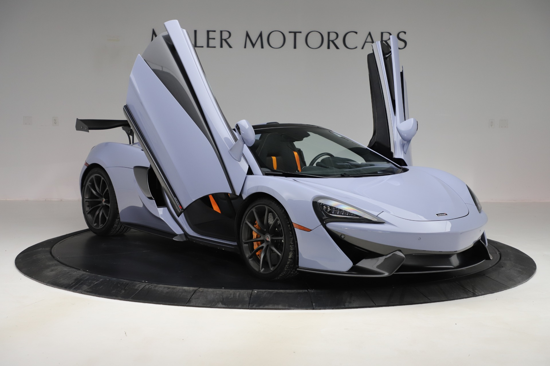 New 2018 McLaren 570S Spider For Sale In Westport, CT 1968_p24