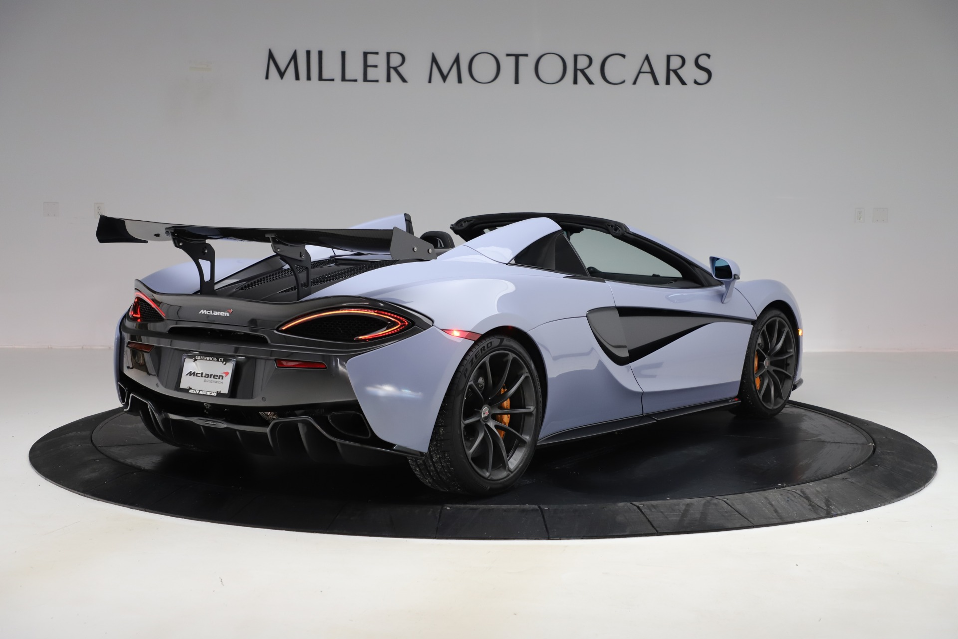 New 2018 McLaren 570S Spider For Sale In Westport, CT 1968_p5