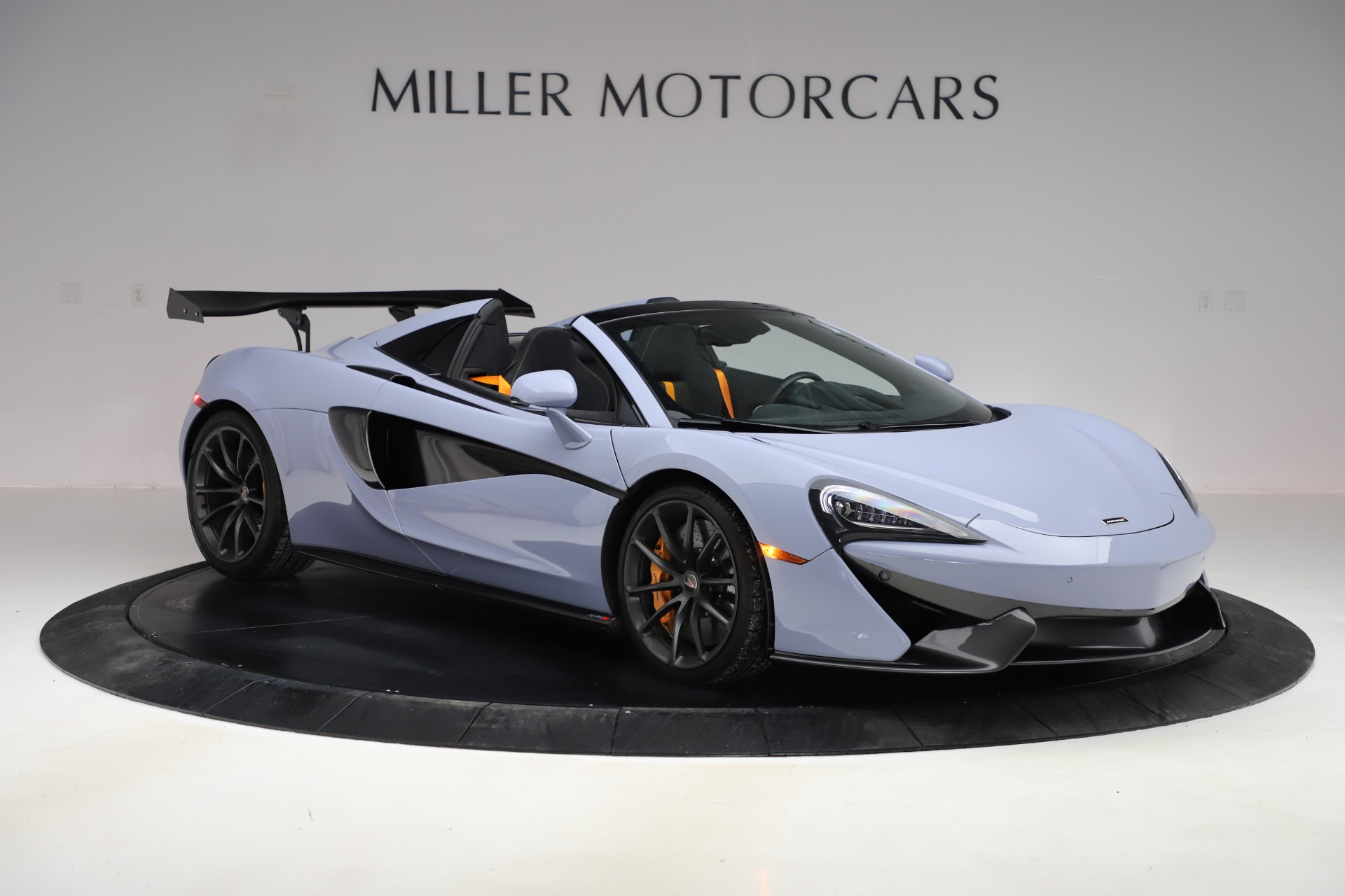 New 2018 McLaren 570S Spider For Sale In Westport, CT 1968_p7