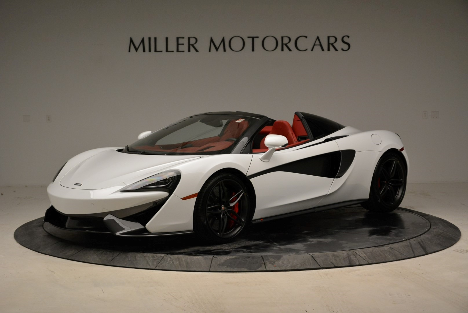 New 2018 McLaren 570S Spider For Sale In Westport, CT 1969_main