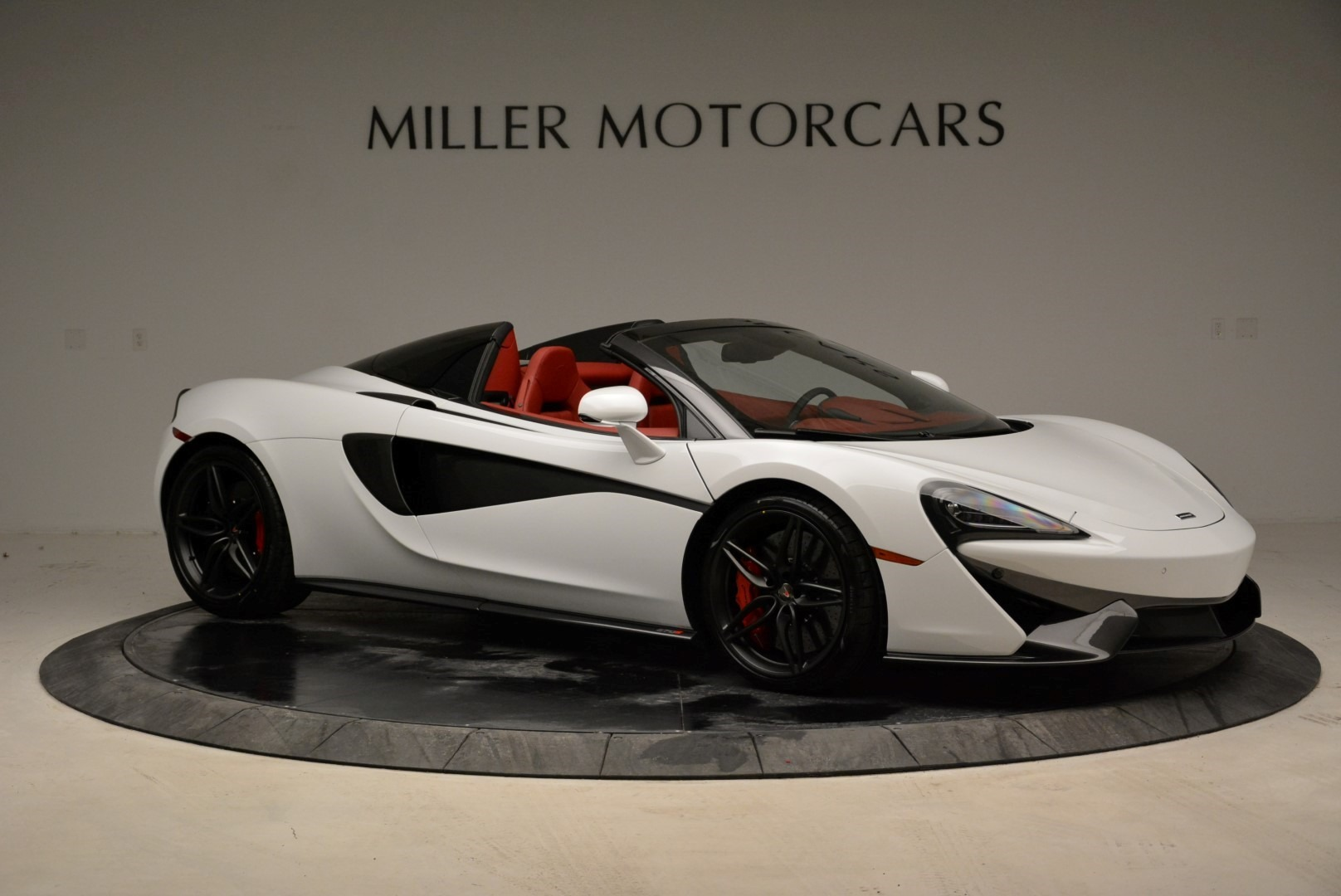 New 2018 McLaren 570S Spider For Sale In Westport, CT 1969_p10