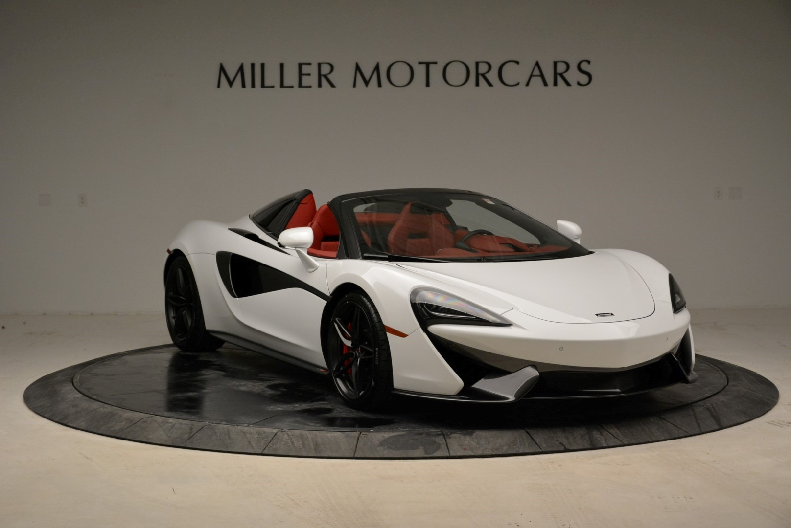 New 2018 McLaren 570S Spider For Sale In Westport, CT 1969_p11