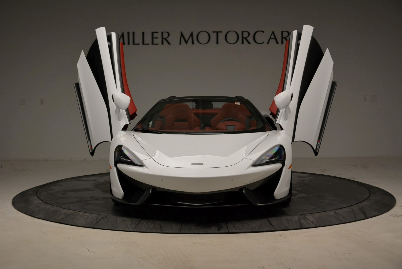 New 2018 McLaren 570S Spider For Sale In Westport, CT 1969_p13