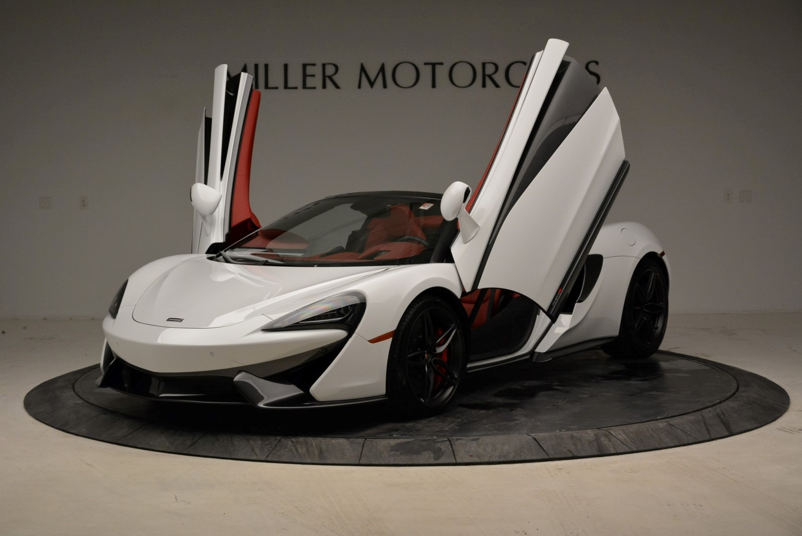 New 2018 McLaren 570S Spider For Sale In Westport, CT 1969_p14