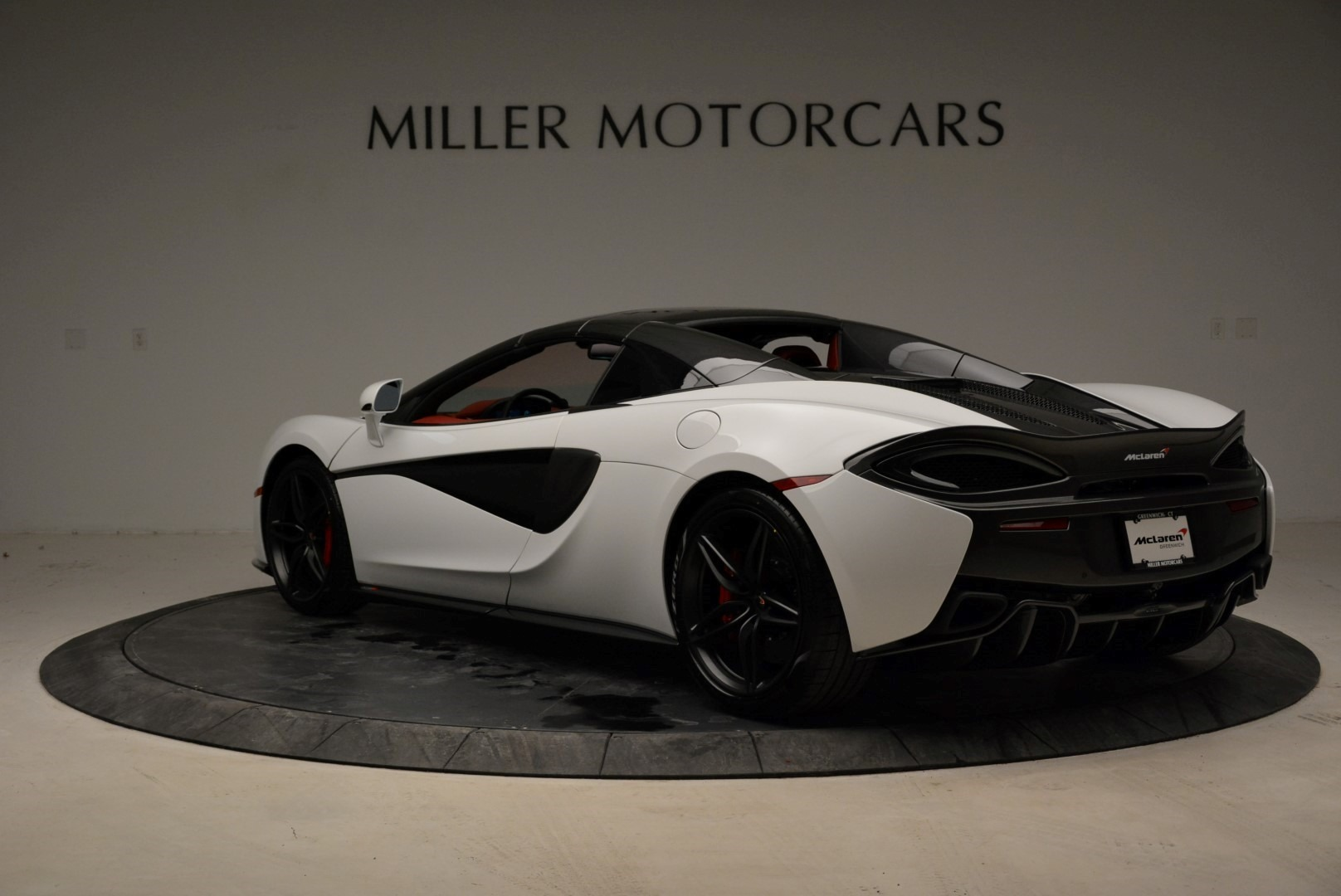 New 2018 McLaren 570S Spider For Sale In Westport, CT 1969_p17