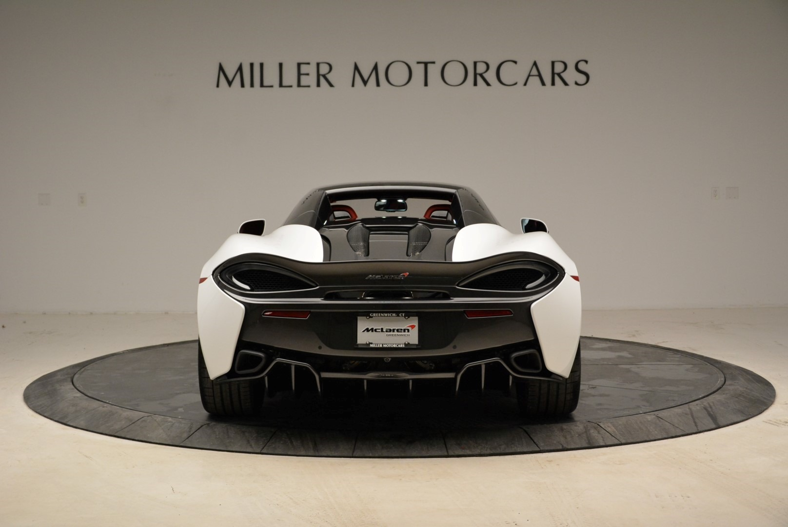 New 2018 McLaren 570S Spider For Sale In Westport, CT 1969_p18