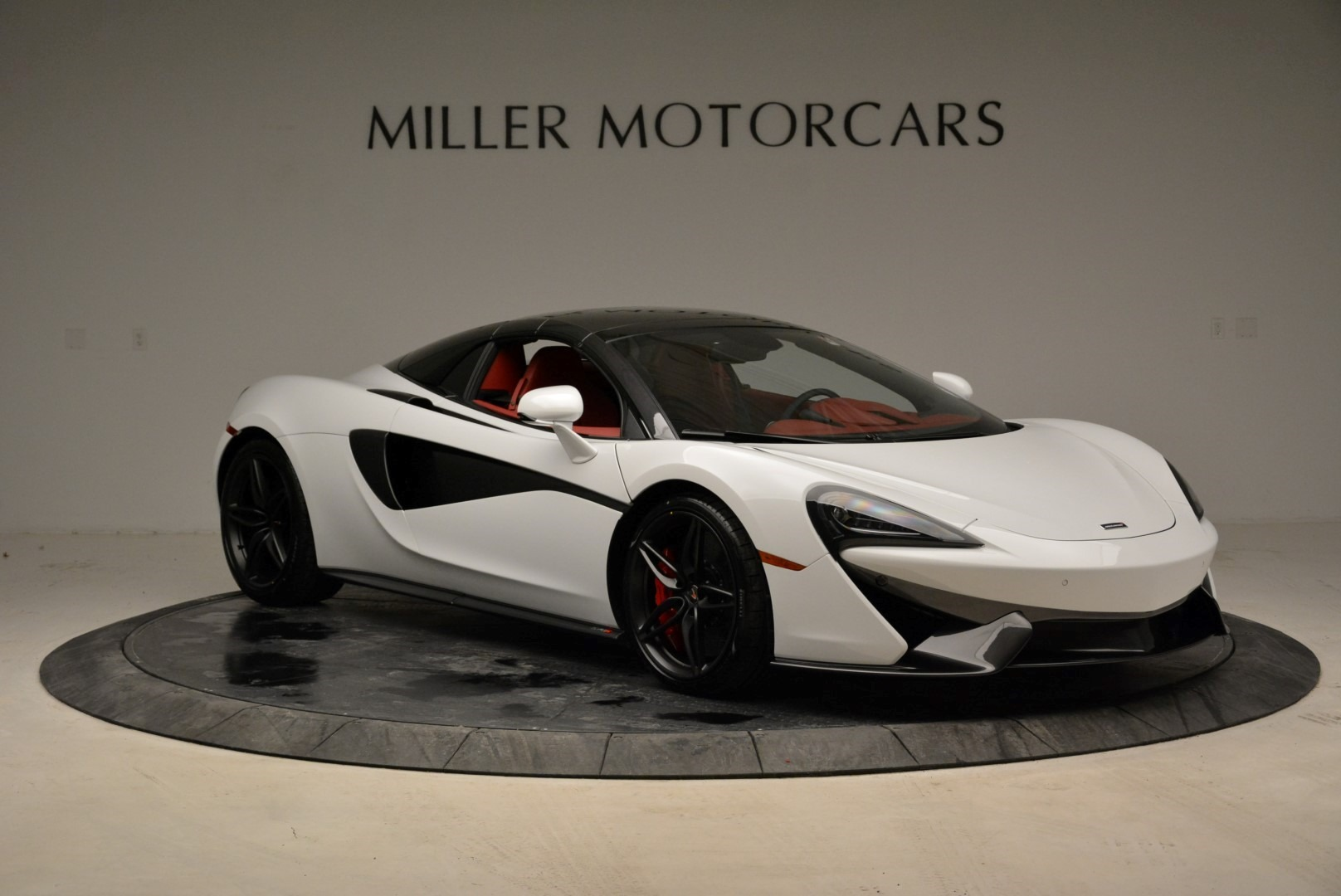 New 2018 McLaren 570S Spider For Sale In Westport, CT 1969_p21