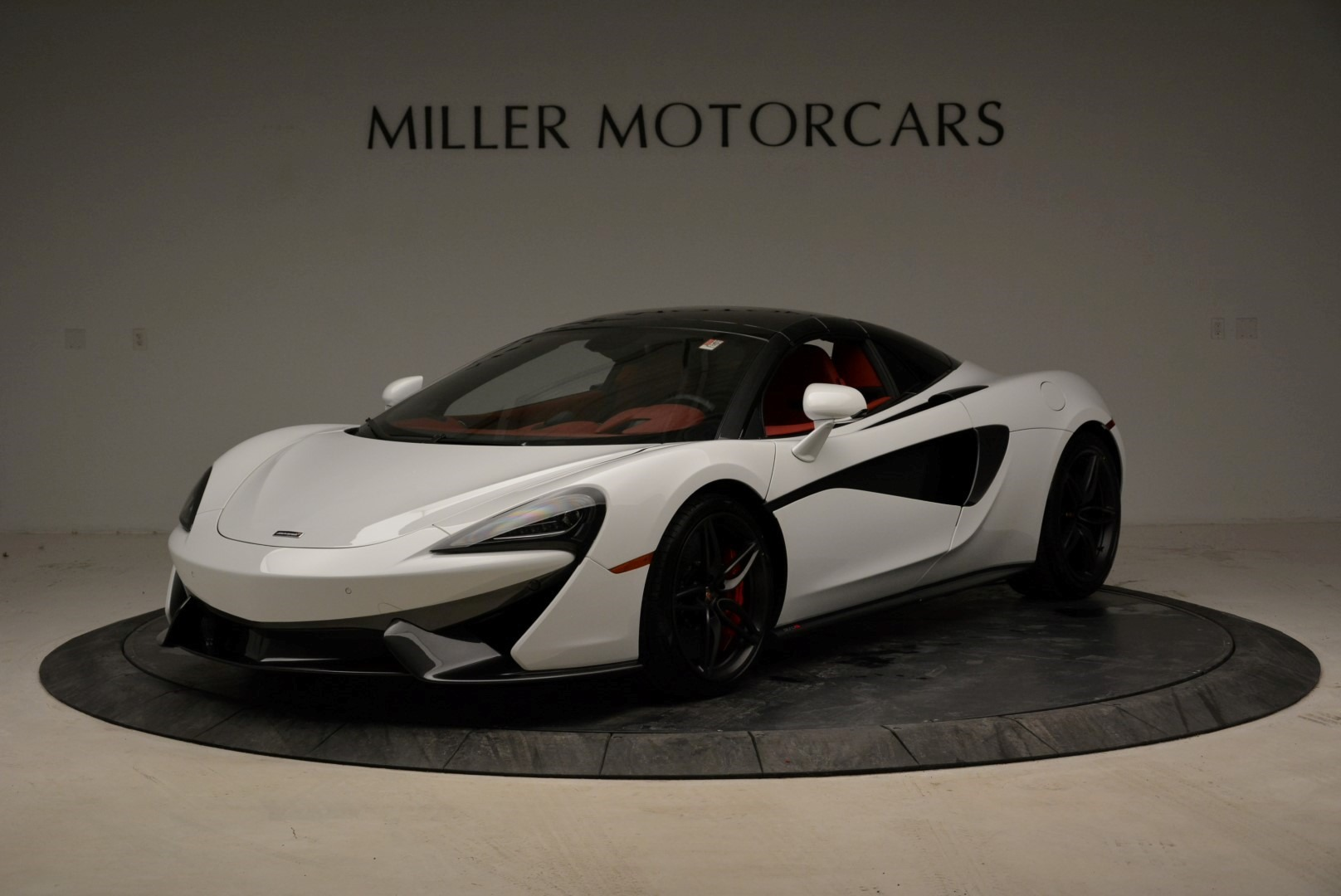New 2018 McLaren 570S Spider For Sale In Westport, CT 1969_p23