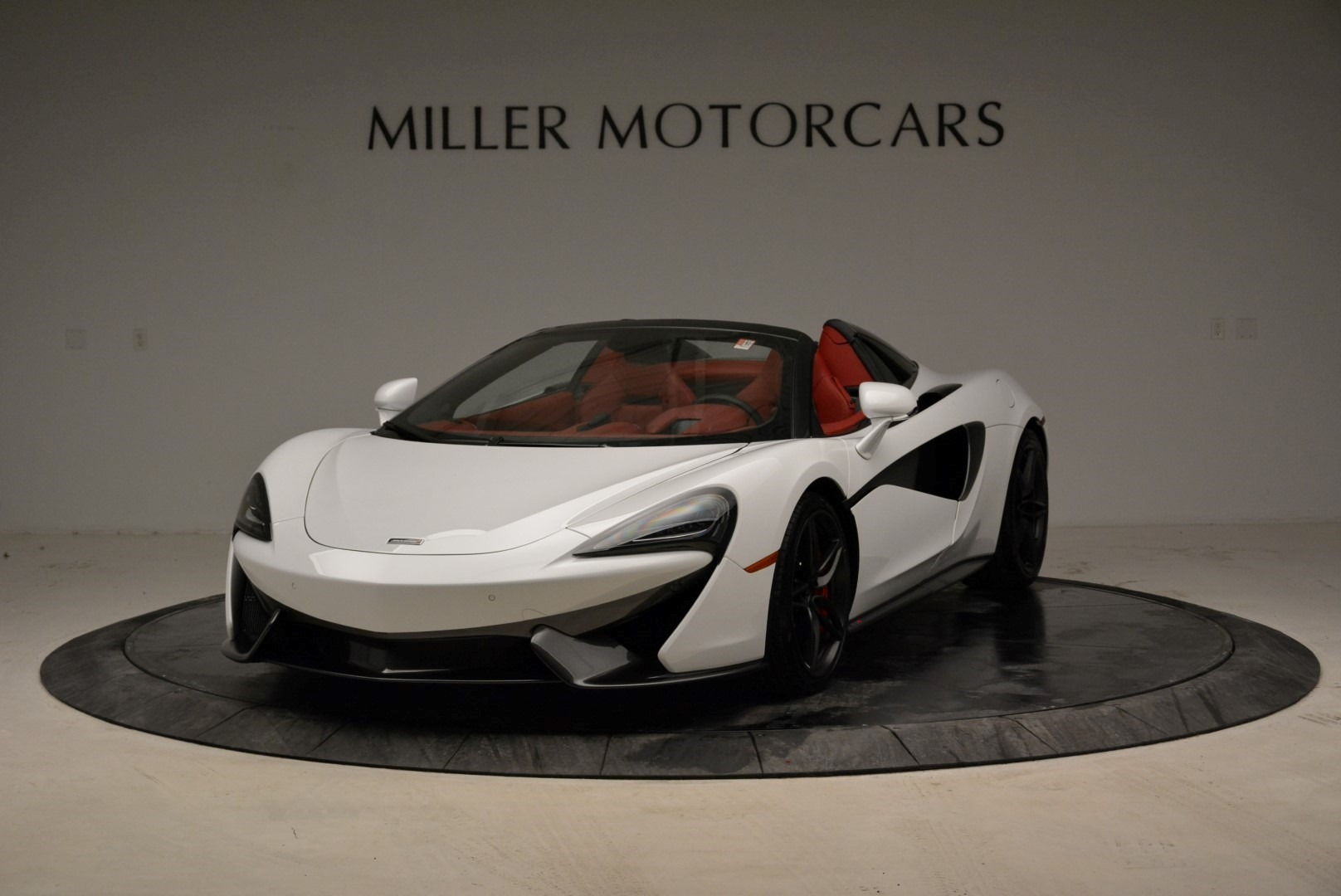New 2018 McLaren 570S Spider For Sale In Westport, CT 1969_p2