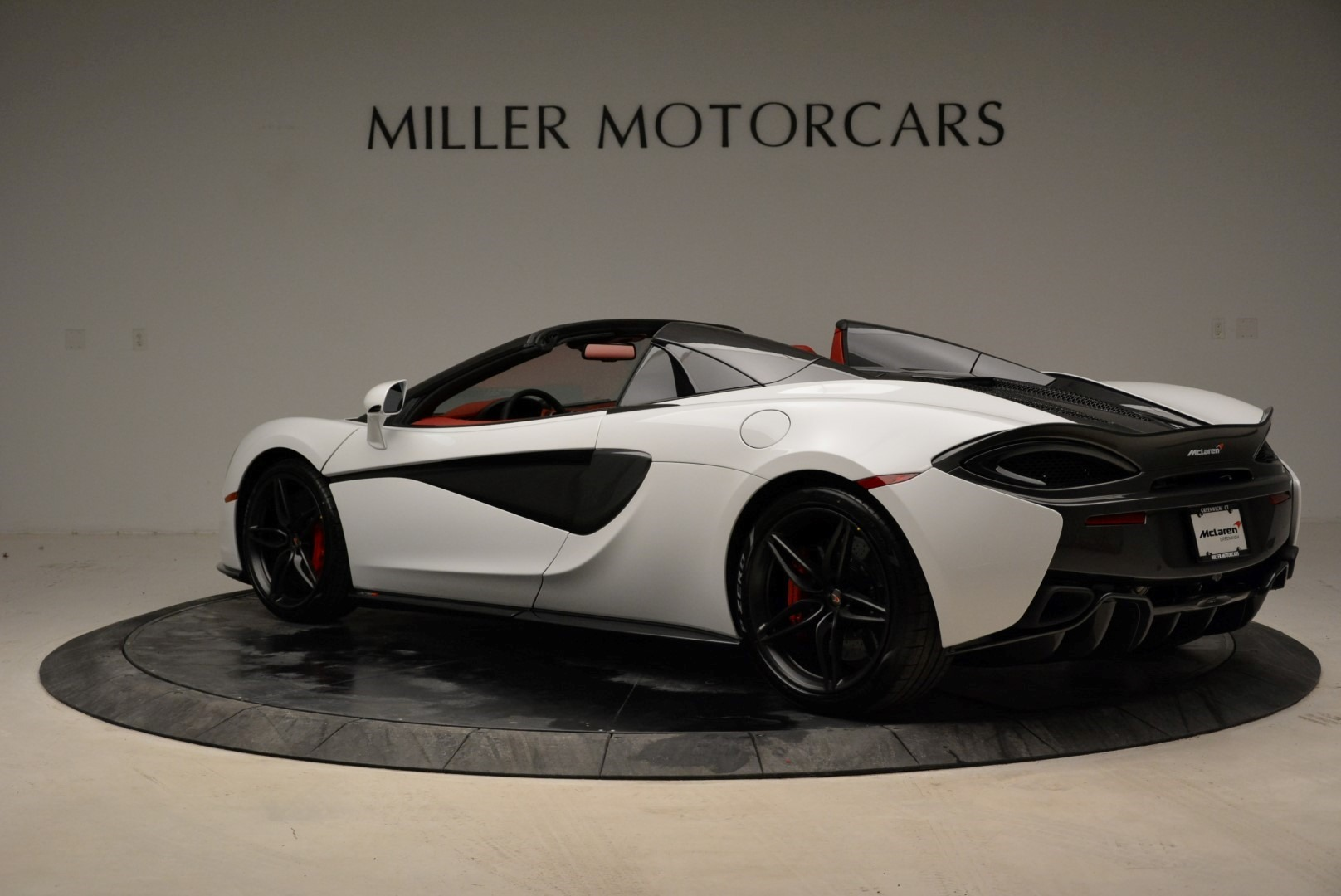 New 2018 McLaren 570S Spider For Sale In Westport, CT 1969_p4