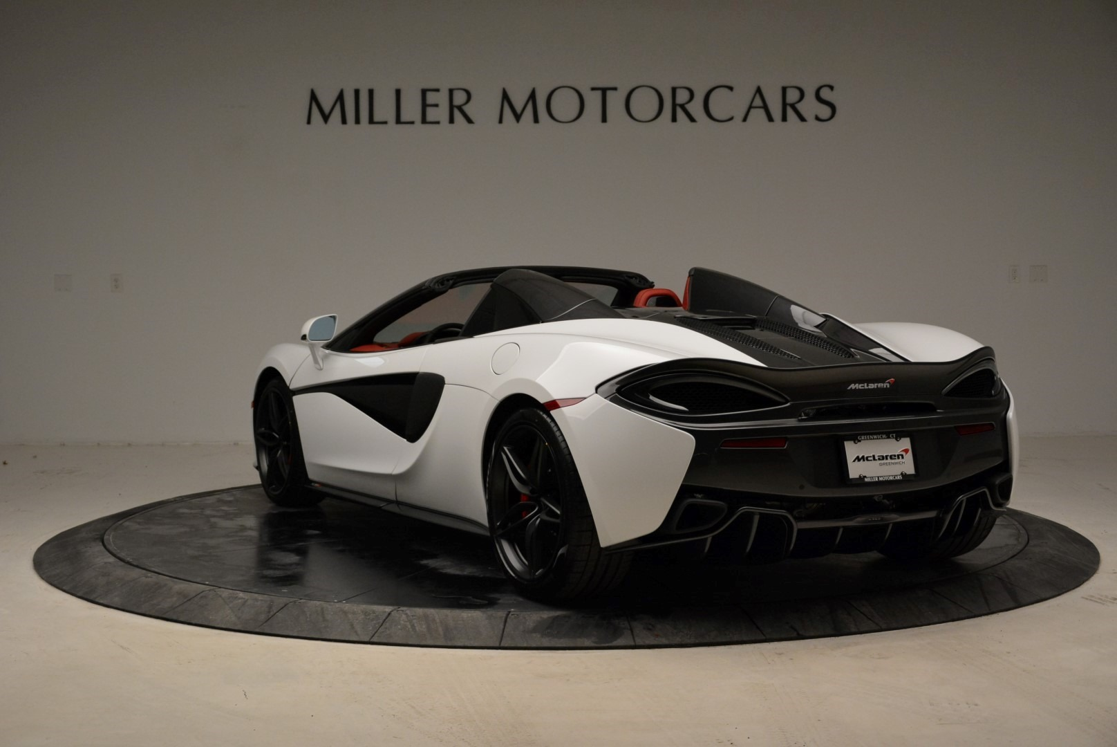 New 2018 McLaren 570S Spider For Sale In Westport, CT 1969_p5