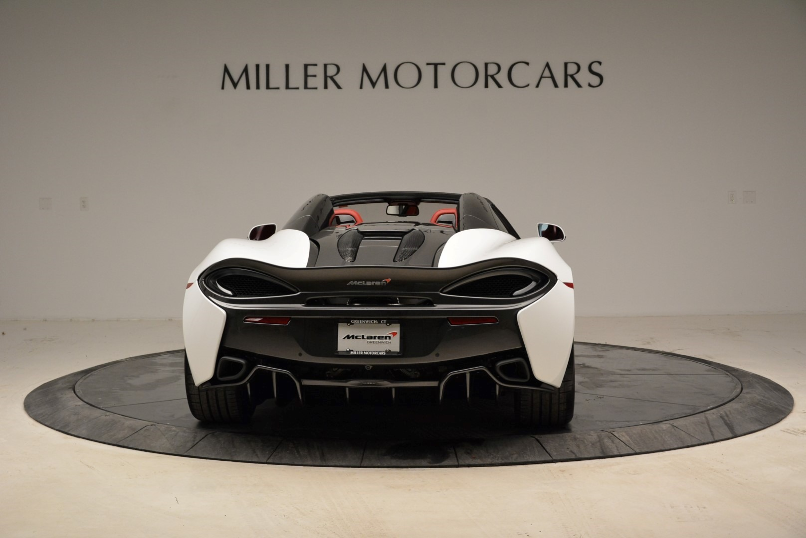 New 2018 McLaren 570S Spider For Sale In Westport, CT 1969_p6
