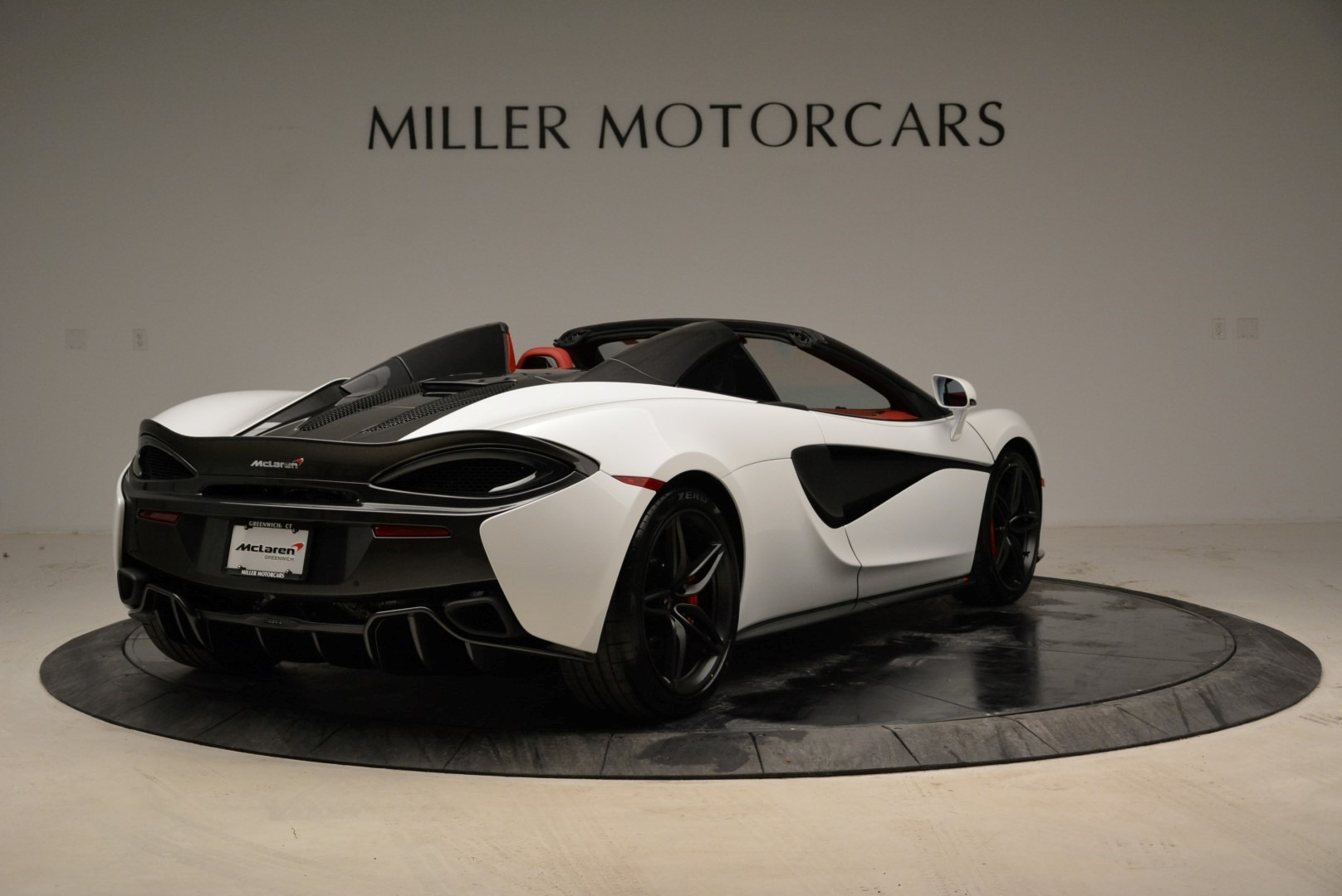 New 2018 McLaren 570S Spider For Sale In Westport, CT 1969_p7