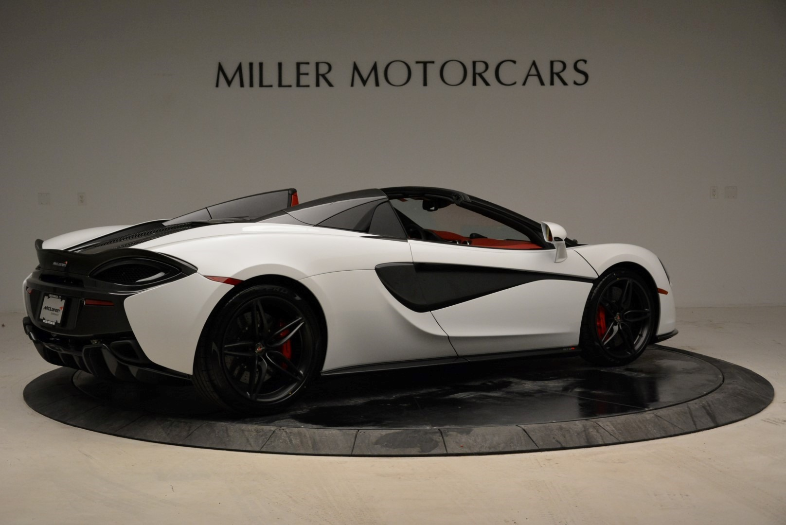 New 2018 McLaren 570S Spider For Sale In Westport, CT 1969_p8