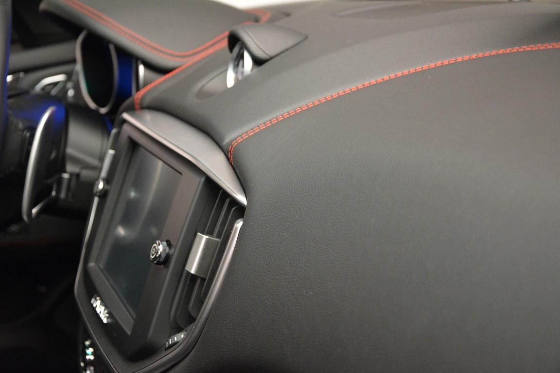 New 2016 Maserati Ghibli S Q4 For Sale In Westport, CT 197_p23