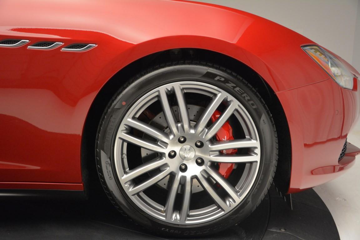 New 2016 Maserati Ghibli S Q4 For Sale In Westport, CT 197_p28