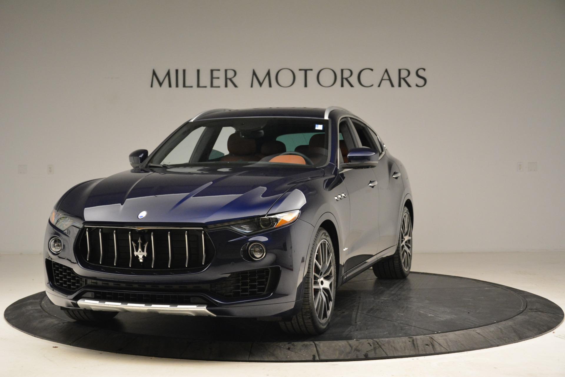 2018 Maserati Levante S Q4 GranLusso Stock M2038 for sale near