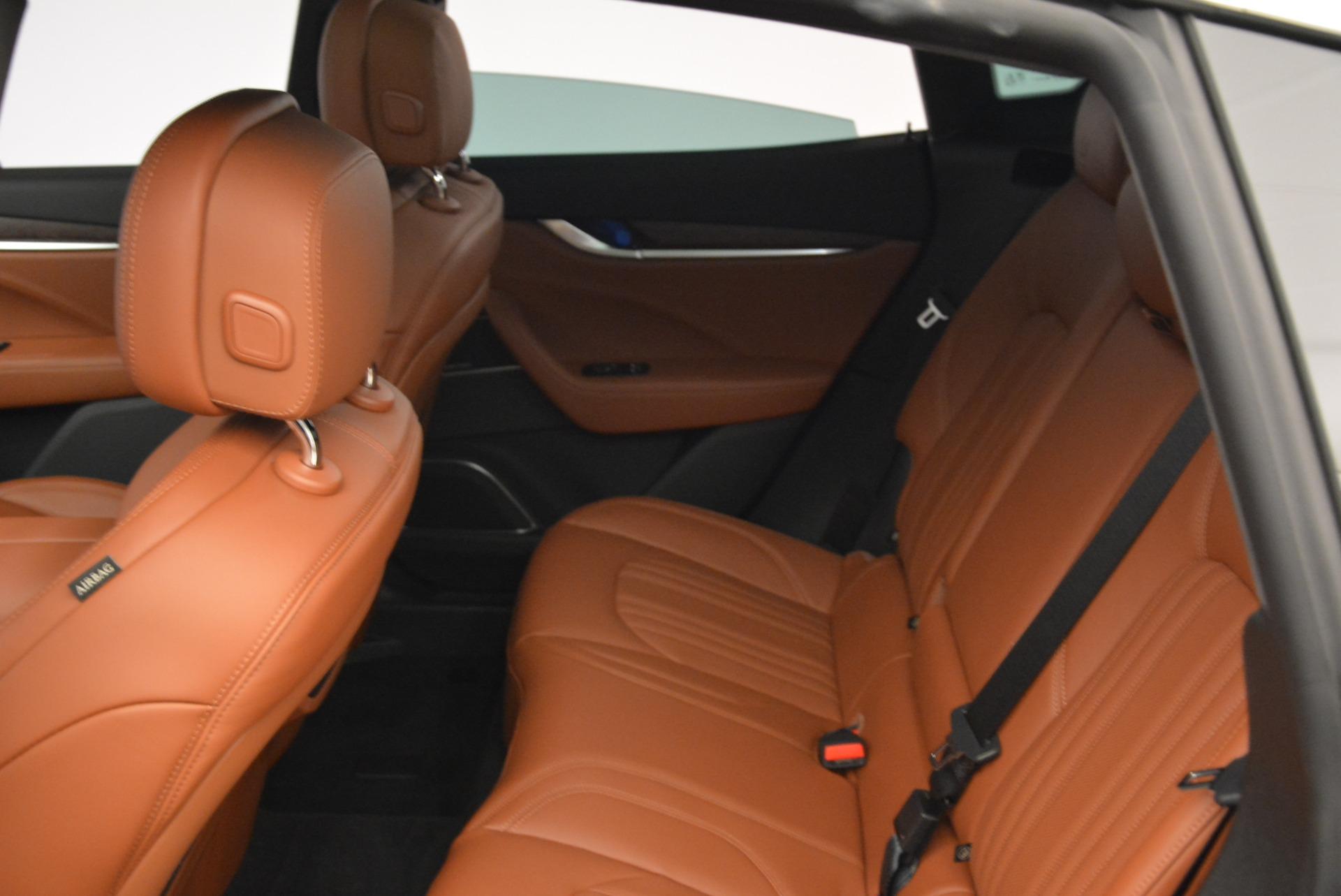 New 2018 Maserati Levante S Q4 GranLusso For Sale In Westport, CT 1978_p17