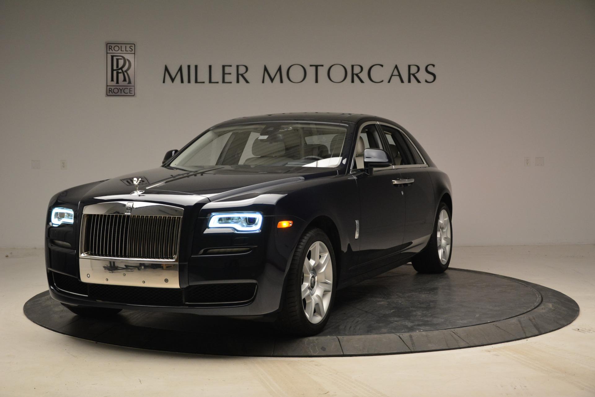 Used 2015 Rolls-Royce Ghost  For Sale In Westport, CT 1980_main