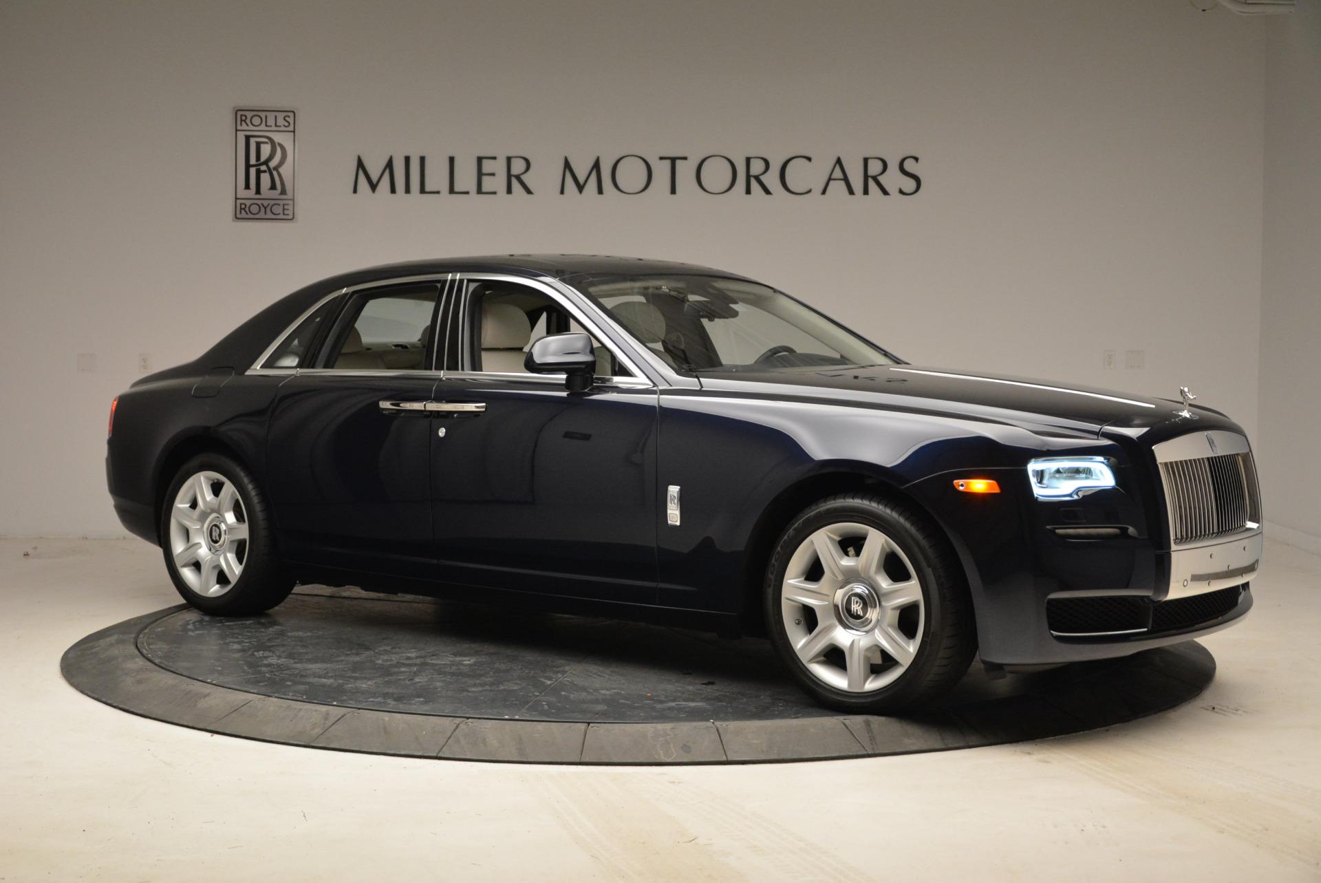 Used 2015 Rolls-Royce Ghost  For Sale In Westport, CT 1980_p10