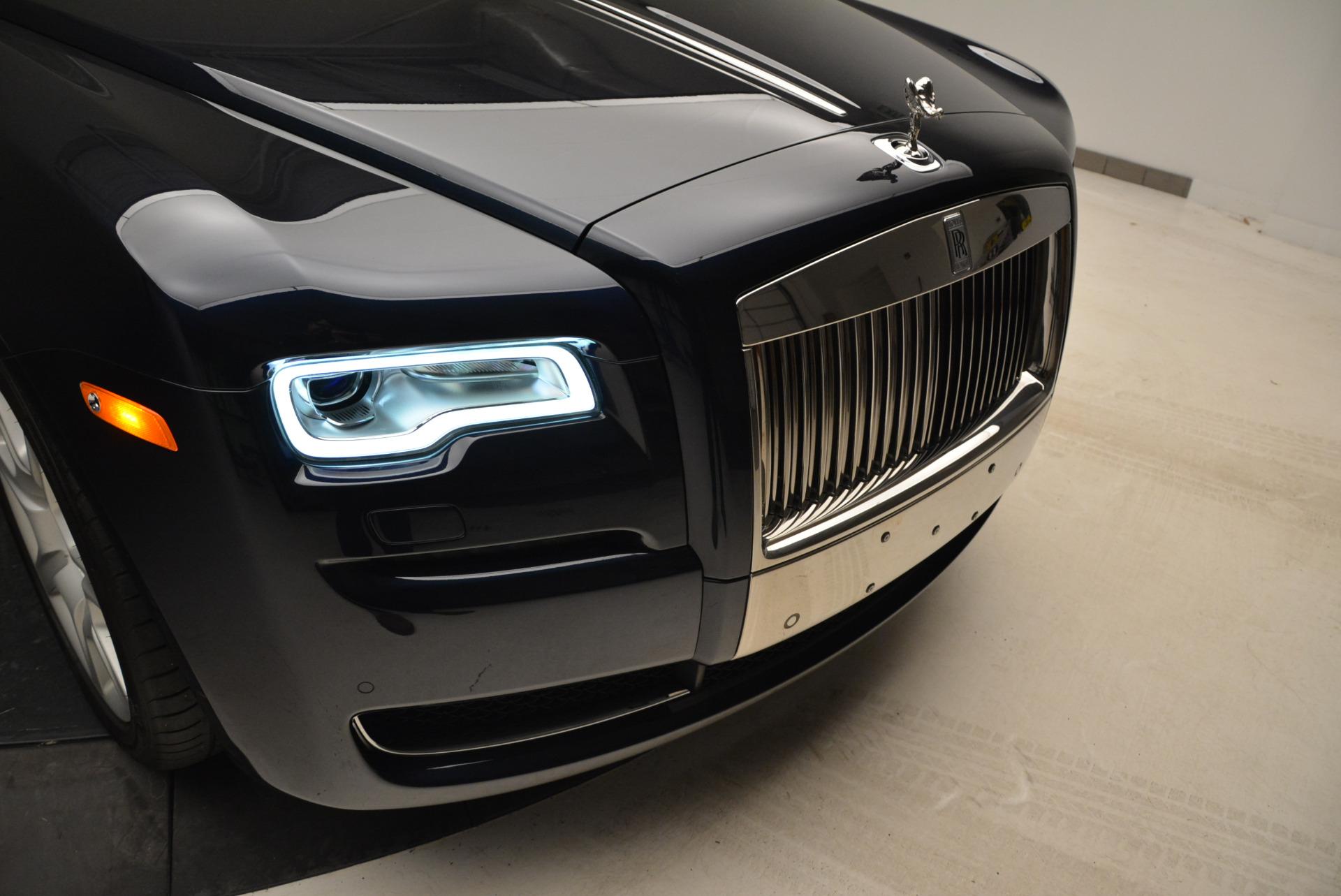 Used 2015 Rolls-Royce Ghost  For Sale In Westport, CT 1980_p14