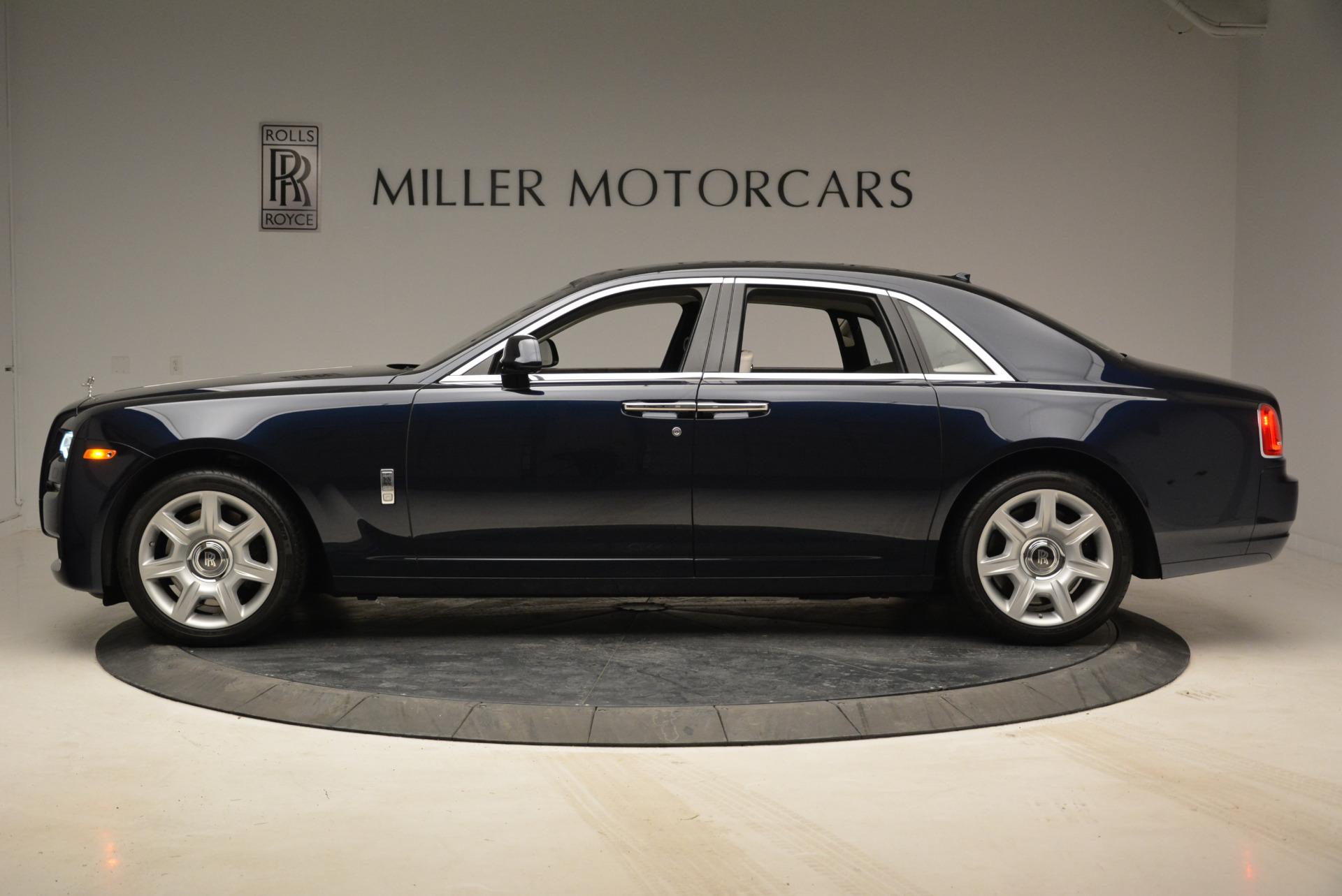 Used 2015 Rolls-Royce Ghost  For Sale In Westport, CT 1980_p3
