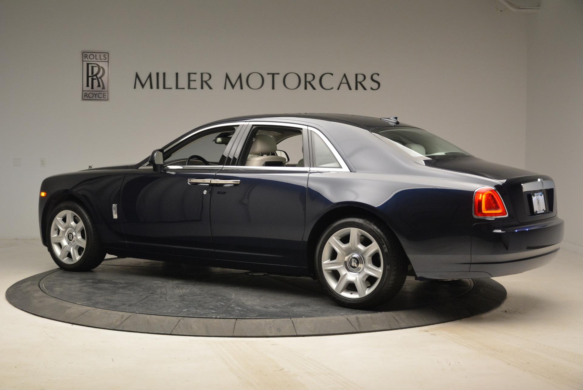 Used 2015 Rolls-Royce Ghost  For Sale In Westport, CT 1980_p4