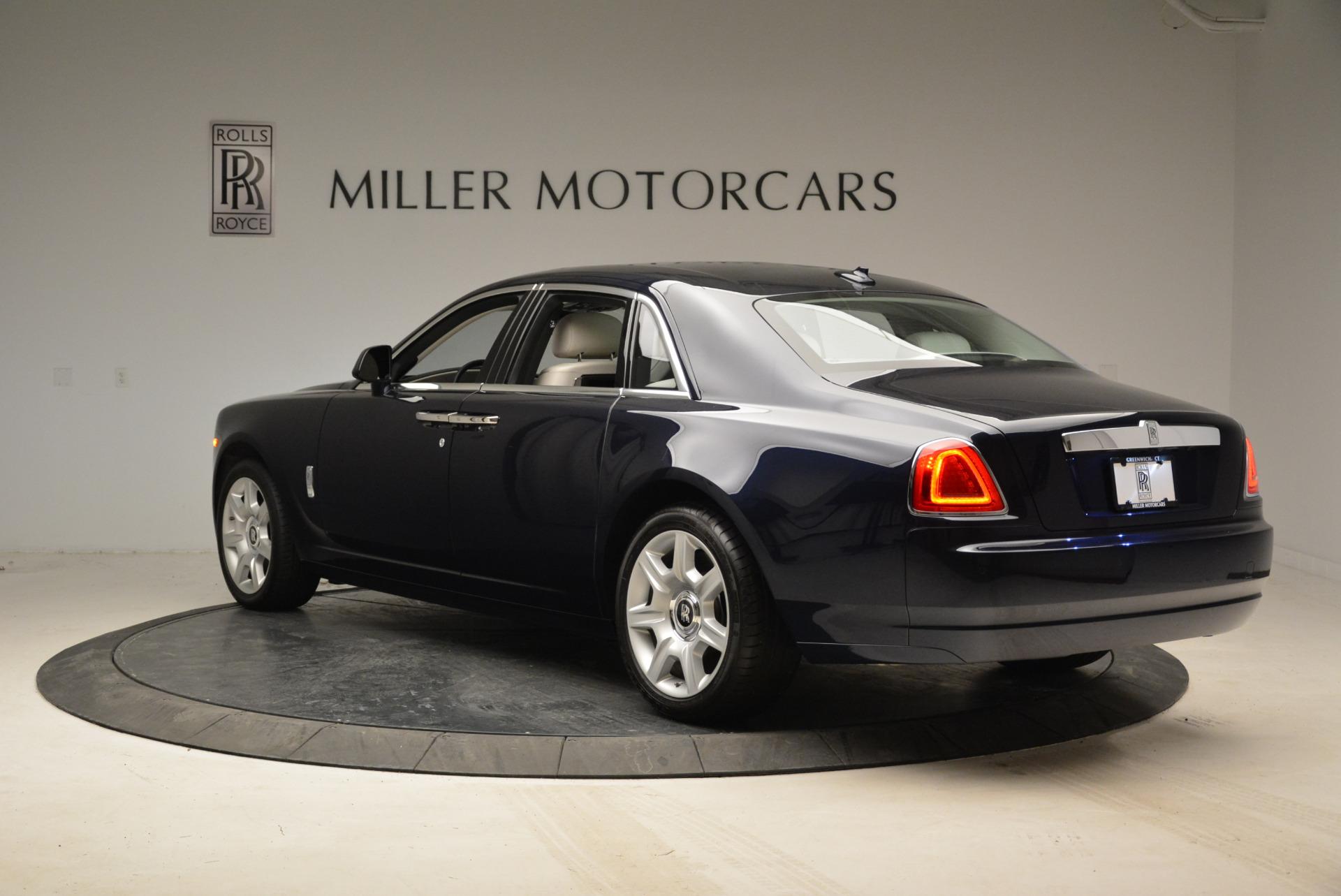 Used 2015 Rolls-Royce Ghost  For Sale In Westport, CT 1980_p5