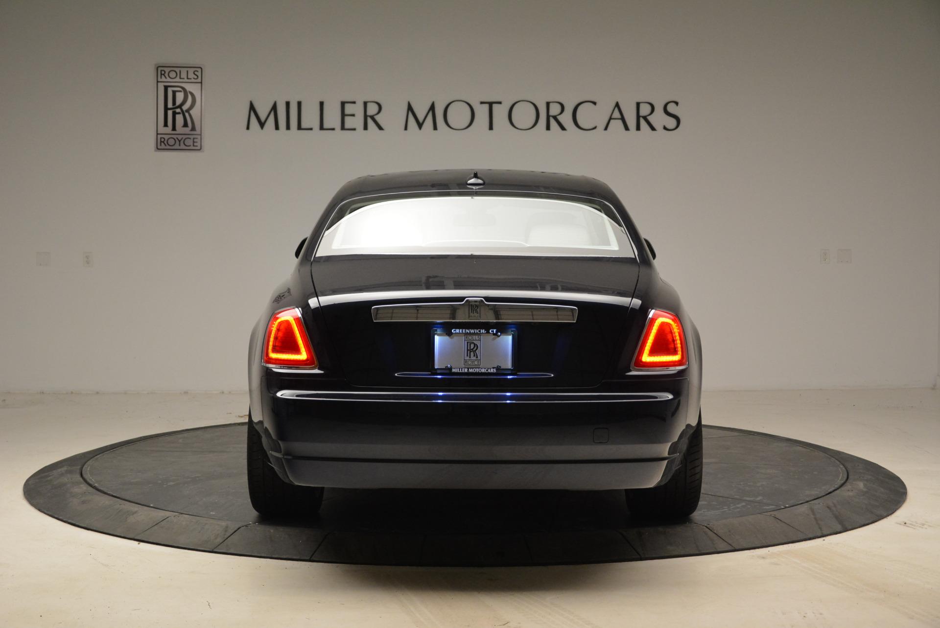 Used 2015 Rolls-Royce Ghost  For Sale In Westport, CT 1980_p6