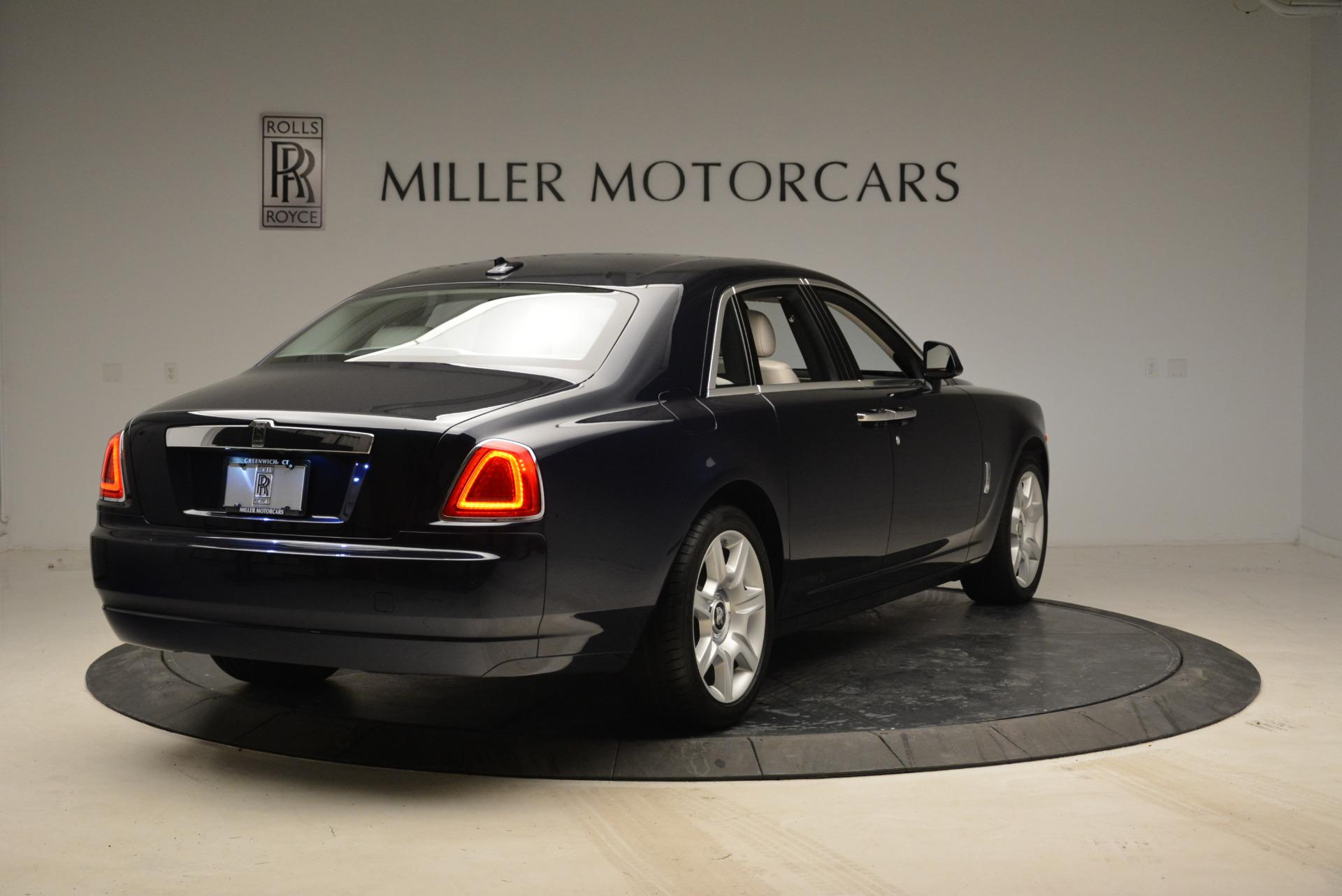 Used 2015 Rolls-Royce Ghost  For Sale In Westport, CT 1980_p7