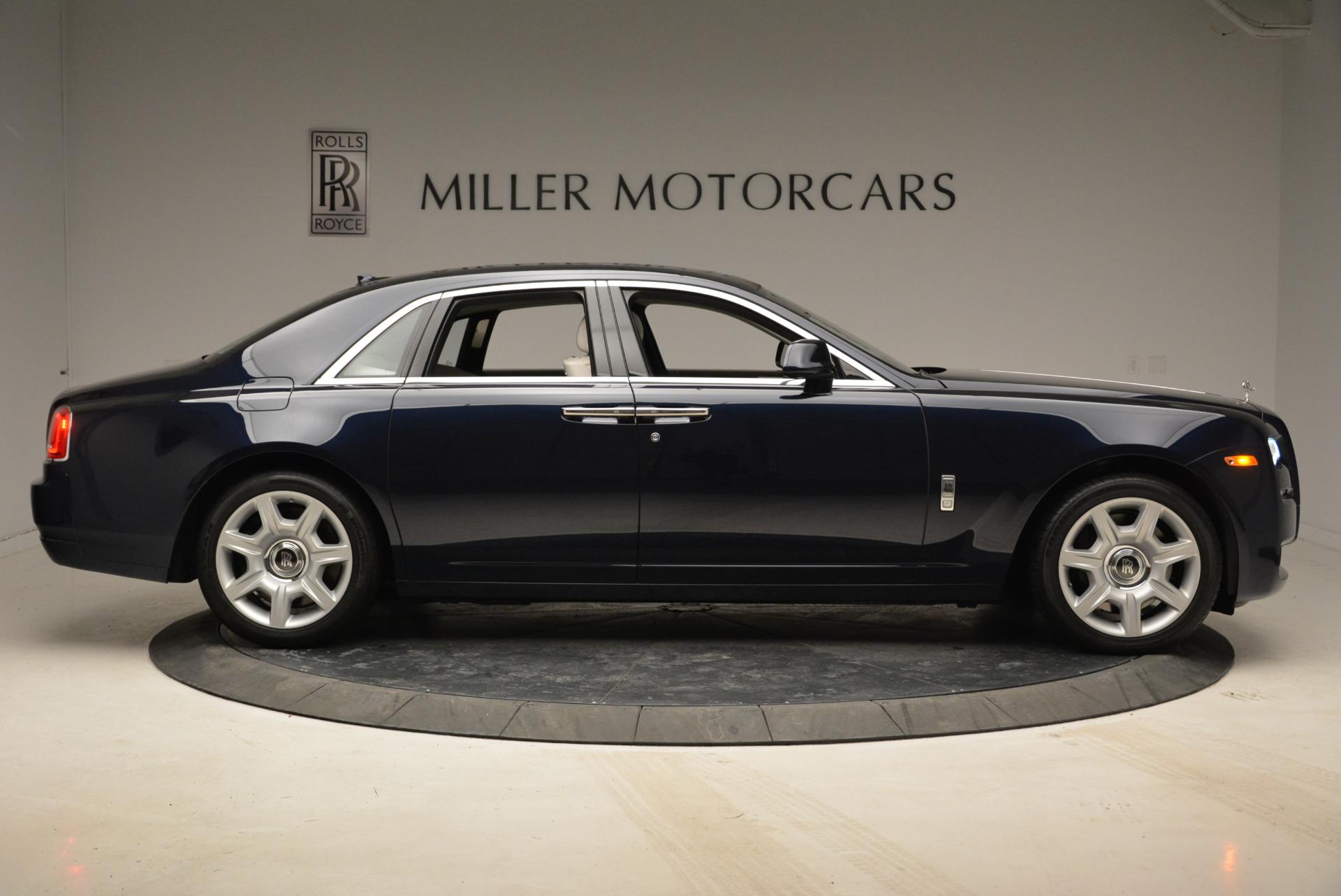 Used 2015 Rolls-Royce Ghost  For Sale In Westport, CT 1980_p9