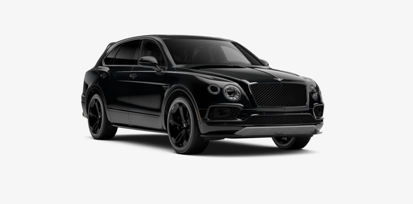 New 2018 Bentley Bentayga Black Edition For Sale In Westport, CT 1982_main