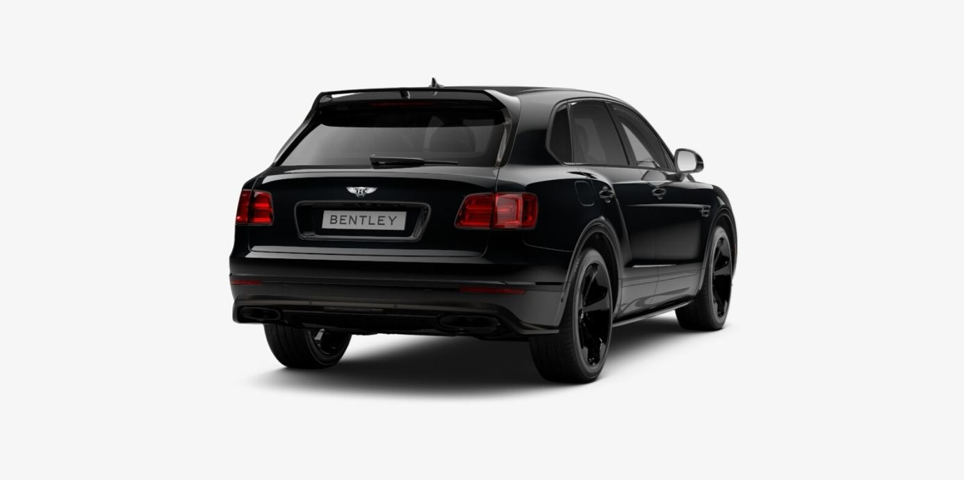 New 2018 Bentley Bentayga Black Edition For Sale In Westport, CT 1982_p3