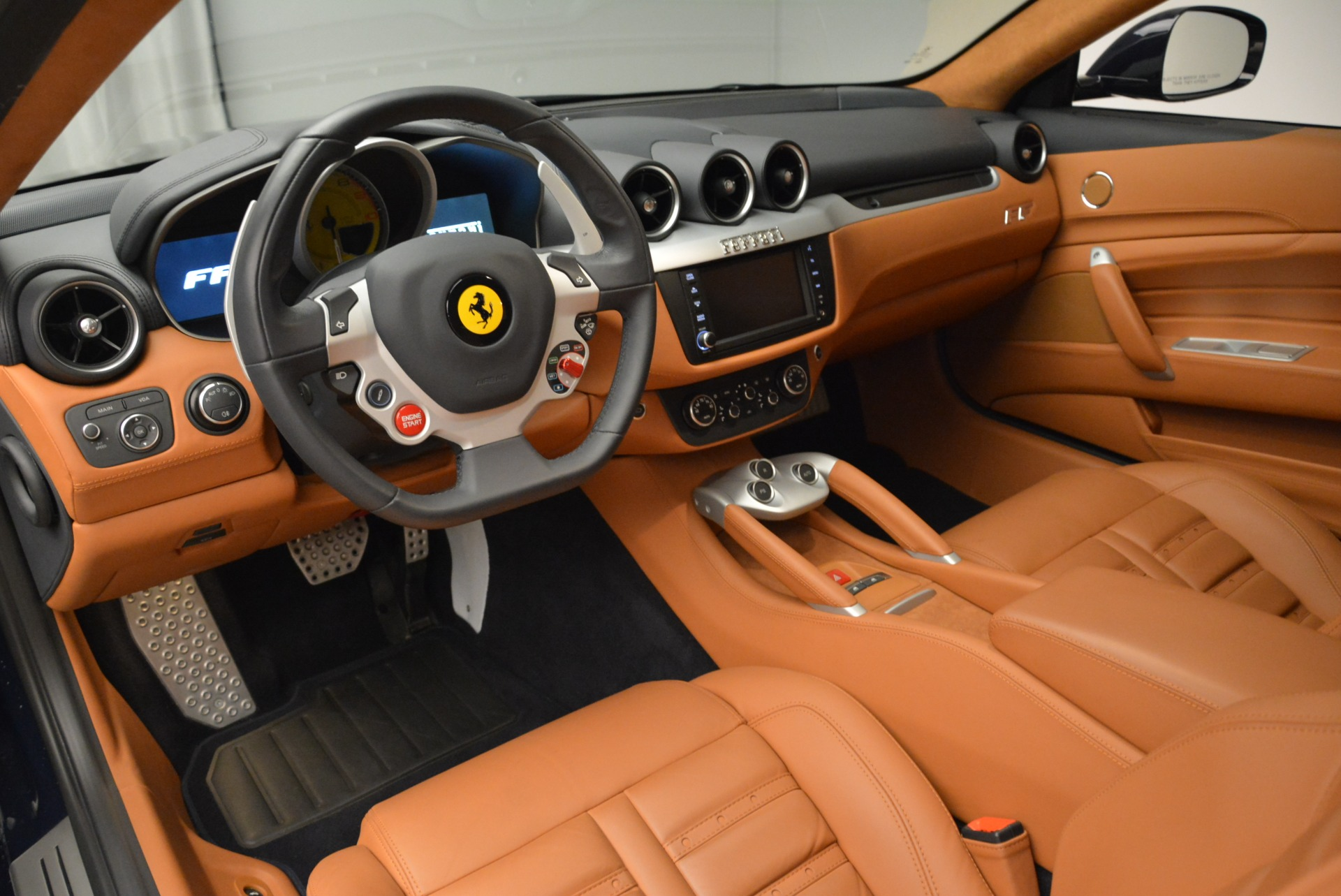 Used 2014 Ferrari FF  For Sale In Westport, CT 1989_p13
