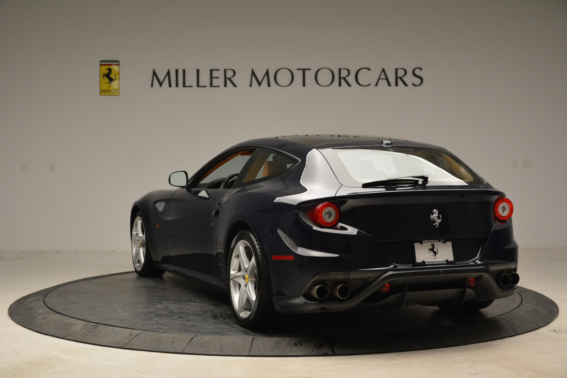 Used 2014 Ferrari FF  For Sale In Westport, CT 1989_p5