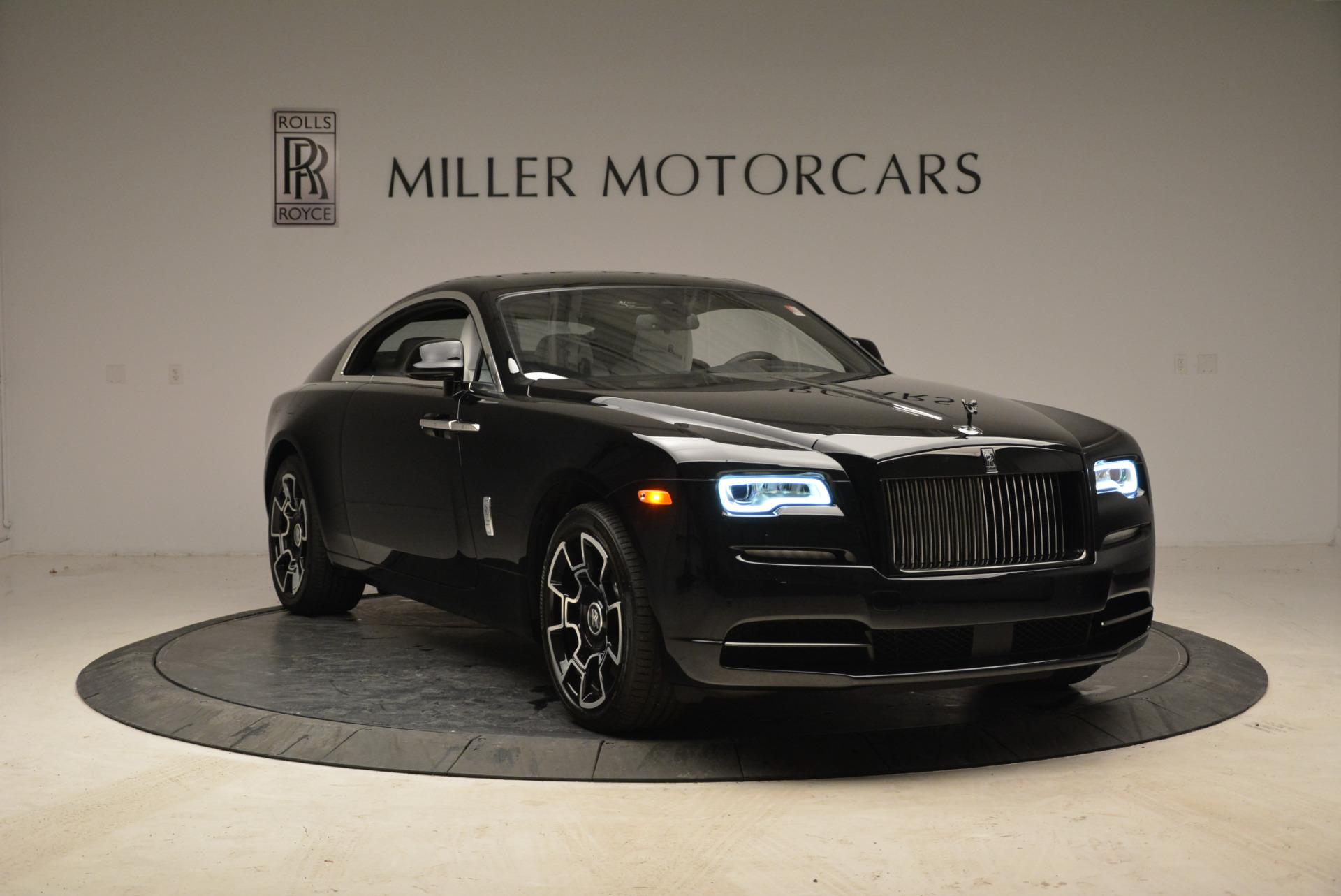 Used 2017 Rolls-Royce Wraith Black Badge For Sale In Westport, CT 1994_p10