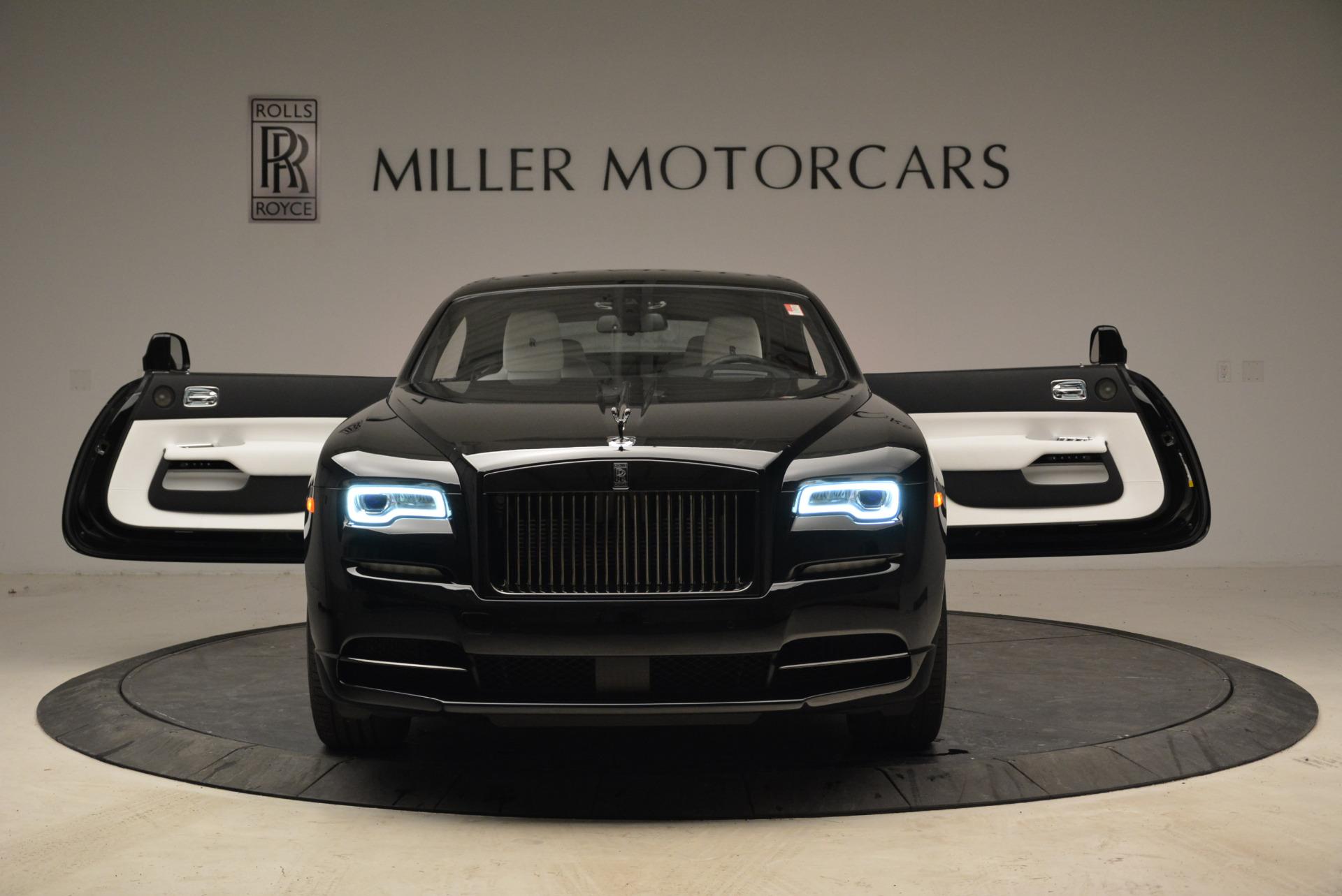 Used 2017 Rolls-Royce Wraith Black Badge For Sale In Westport, CT 1994_p13