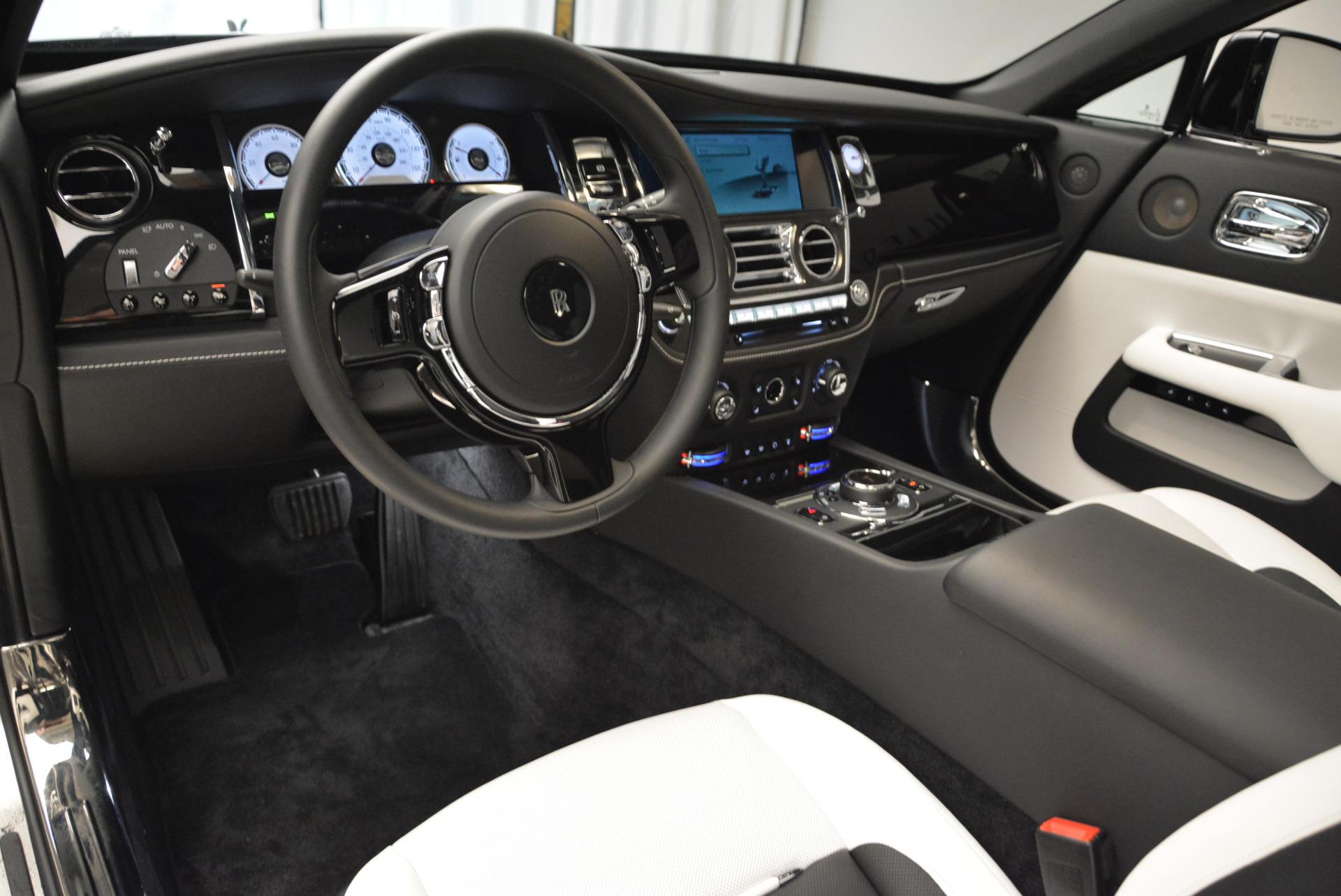 Used 2017 Rolls-Royce Wraith Black Badge For Sale In Westport, CT 1994_p17