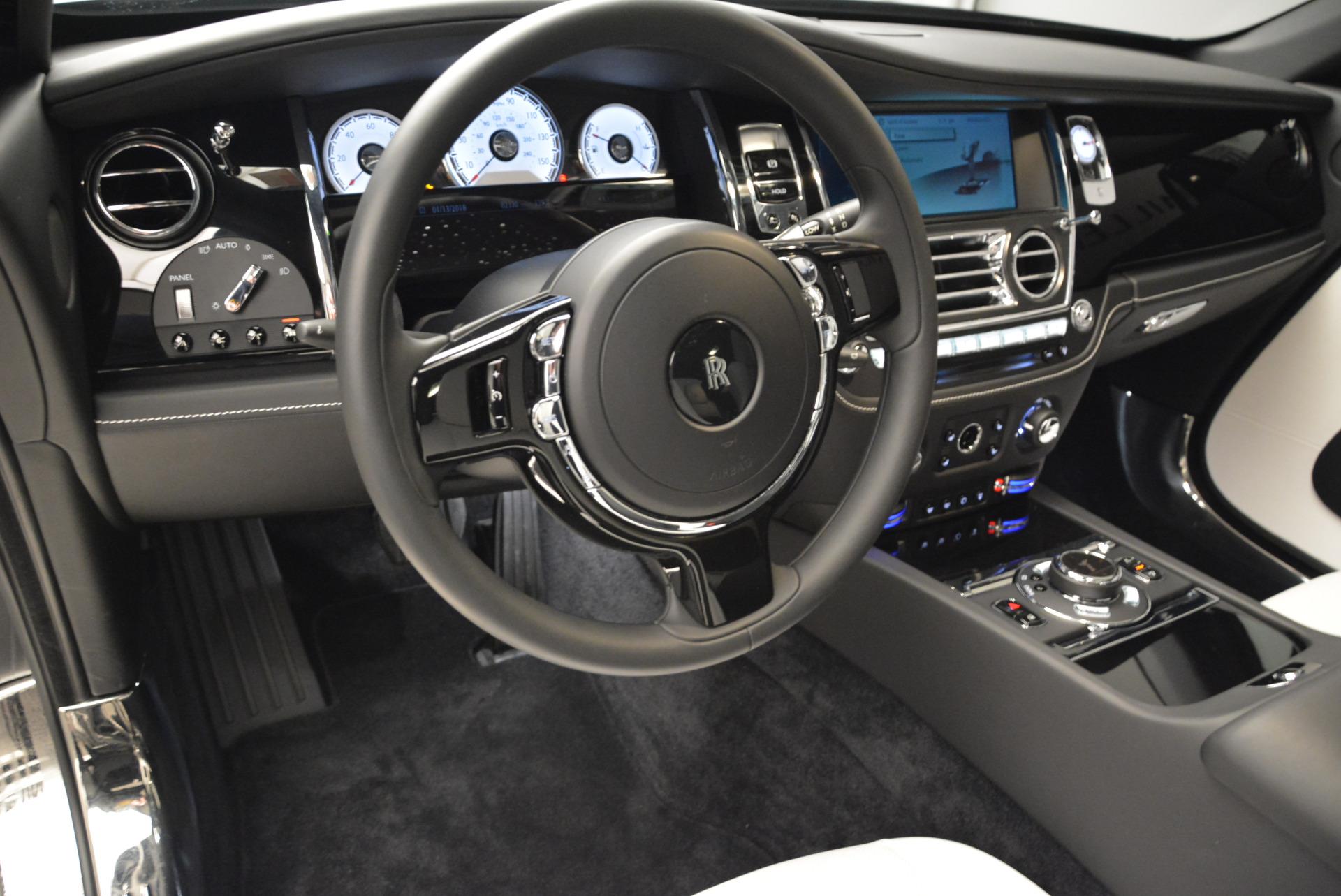 Used 2017 Rolls-Royce Wraith Black Badge For Sale In Westport, CT 1994_p18